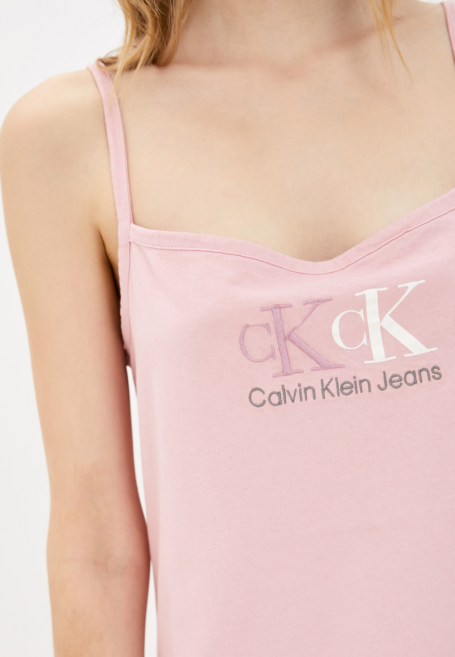 Платье Calvin Klein Jeans J20J215838: изображение 4