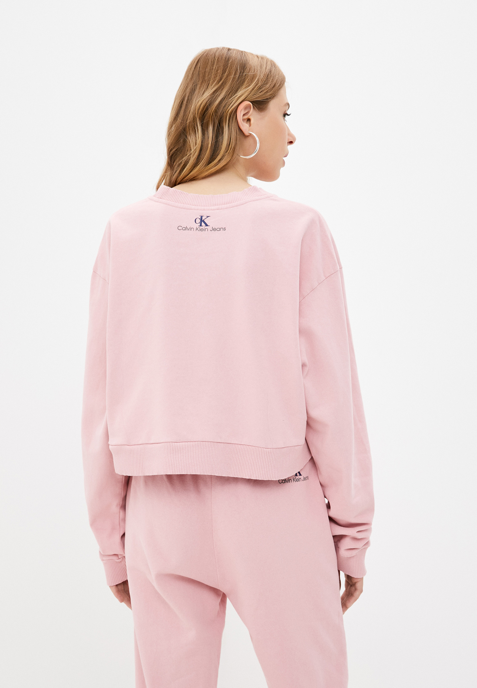 Свитер Calvin Klein Jeans J20J217485: изображение 3