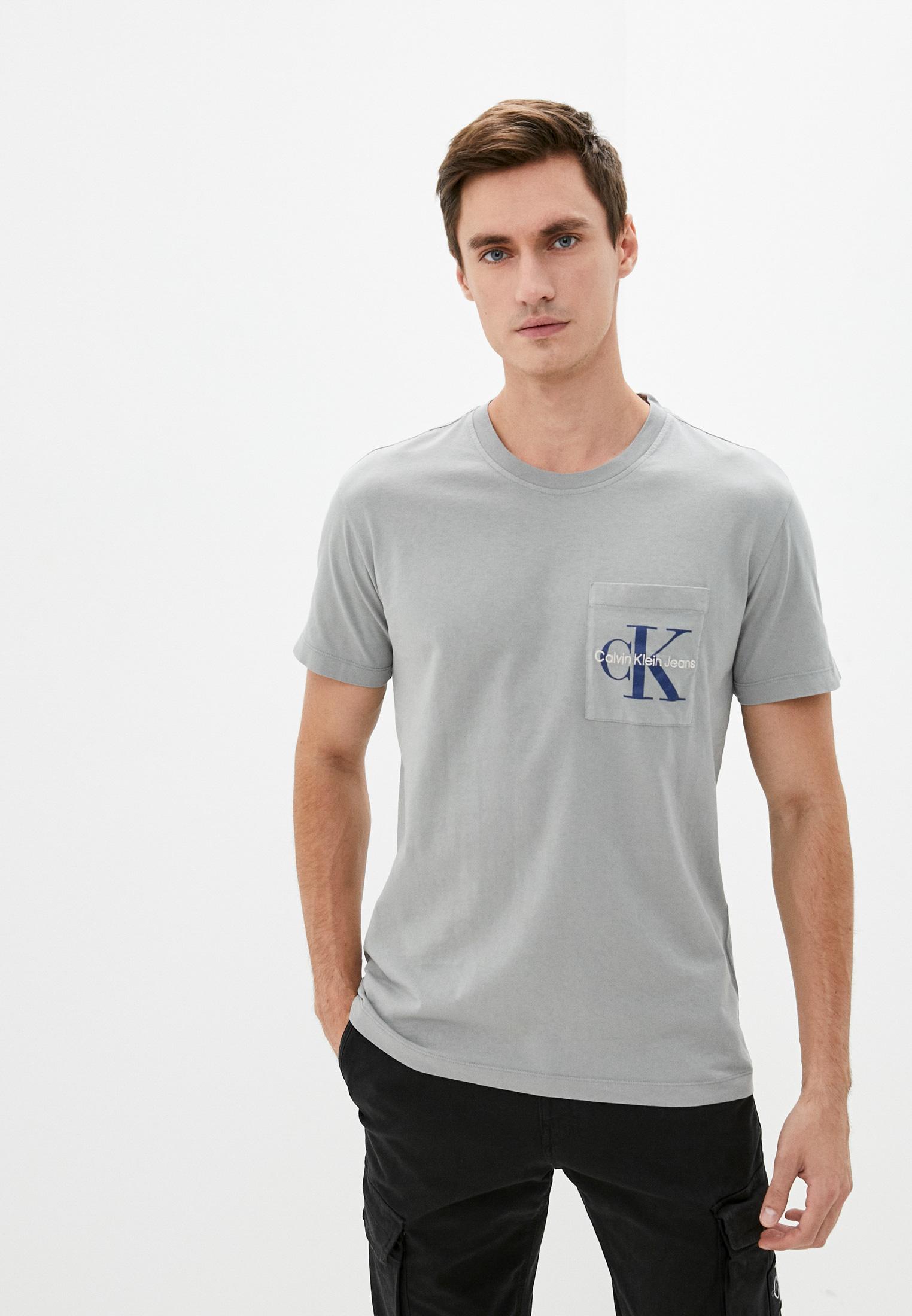 Футболка с коротким рукавом Calvin Klein Jeans J30J319510: изображение 1