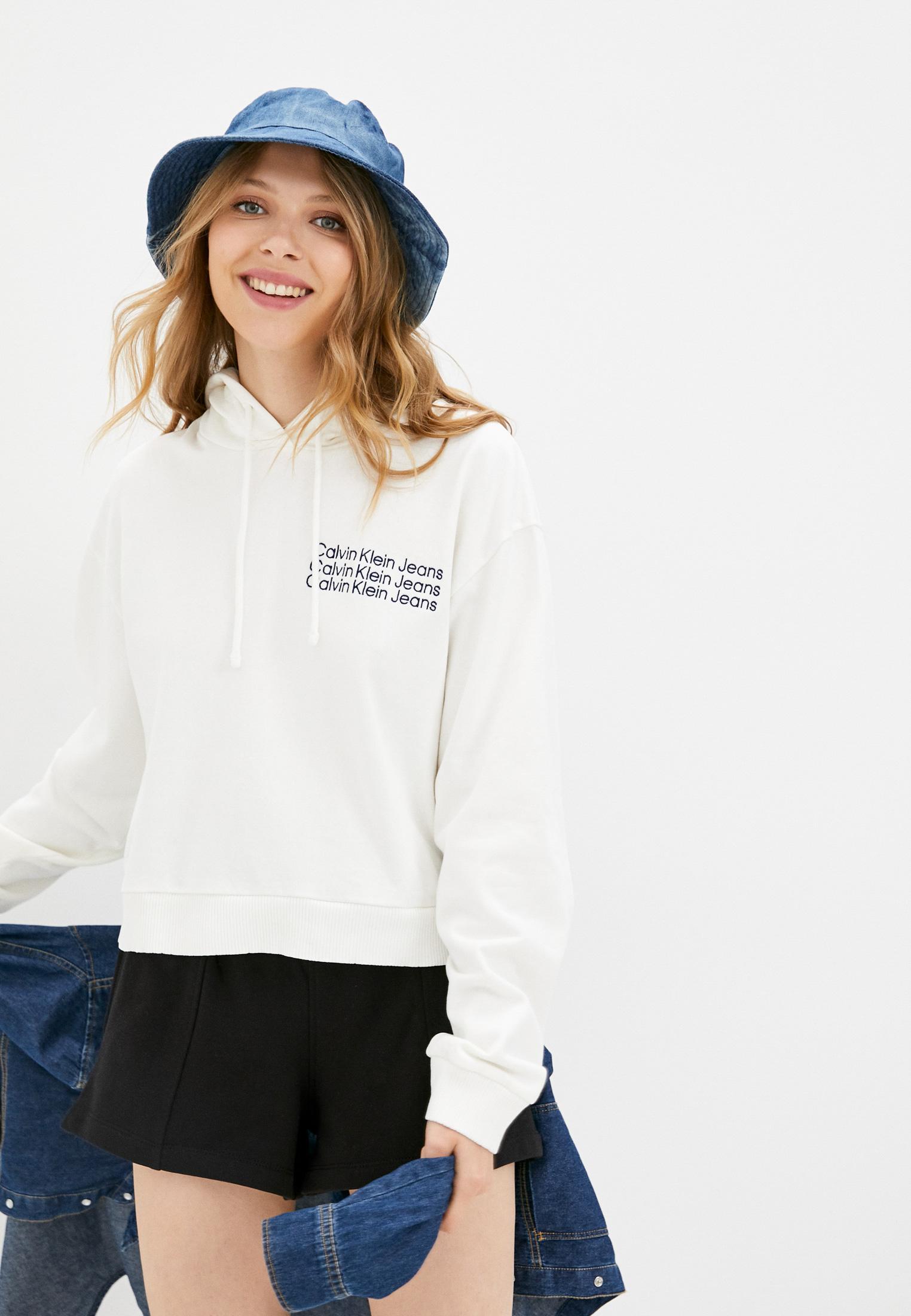 Женские худи Calvin Klein Jeans J20J215836: изображение 1