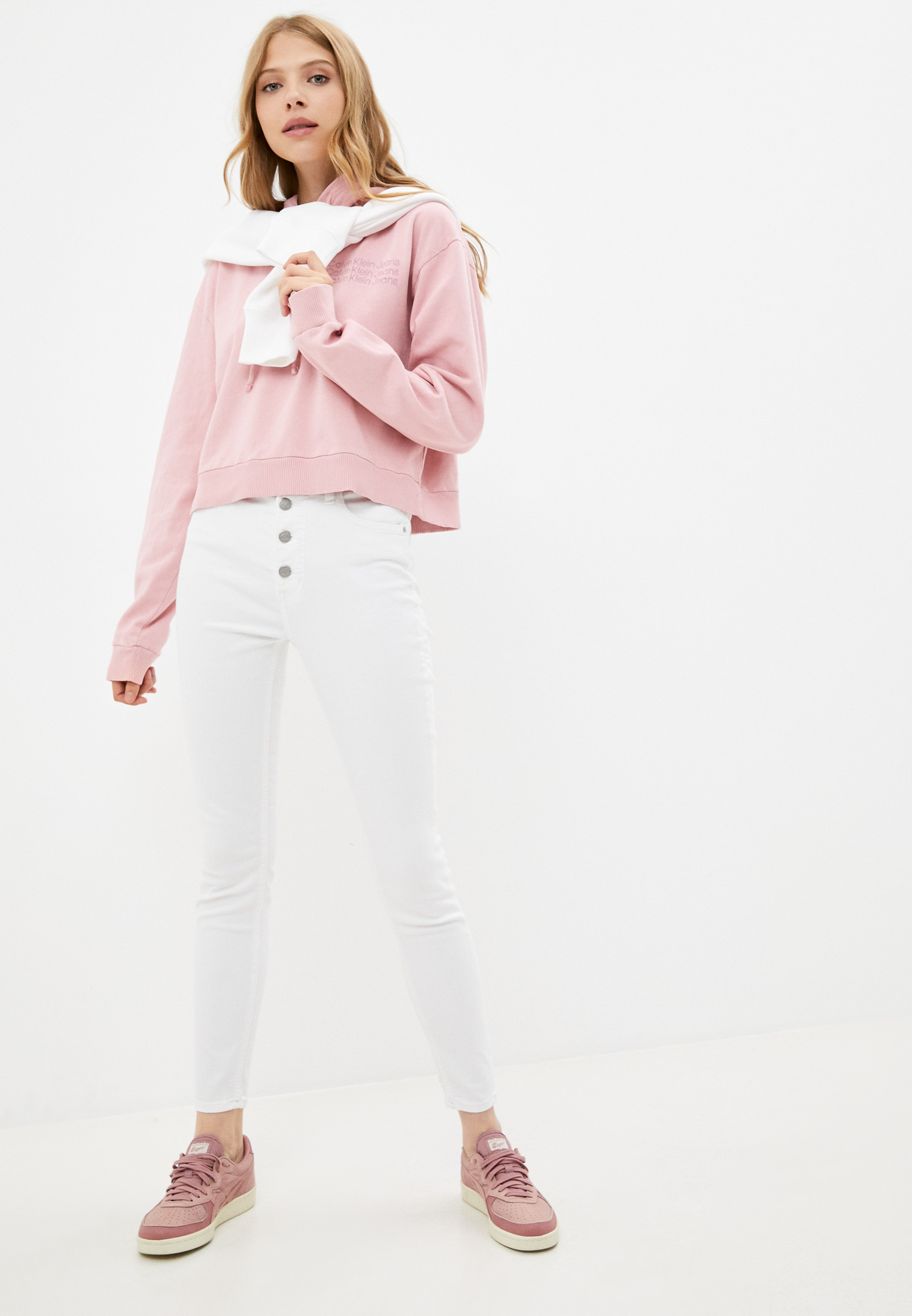 Женские худи Calvin Klein Jeans J20J215836: изображение 2