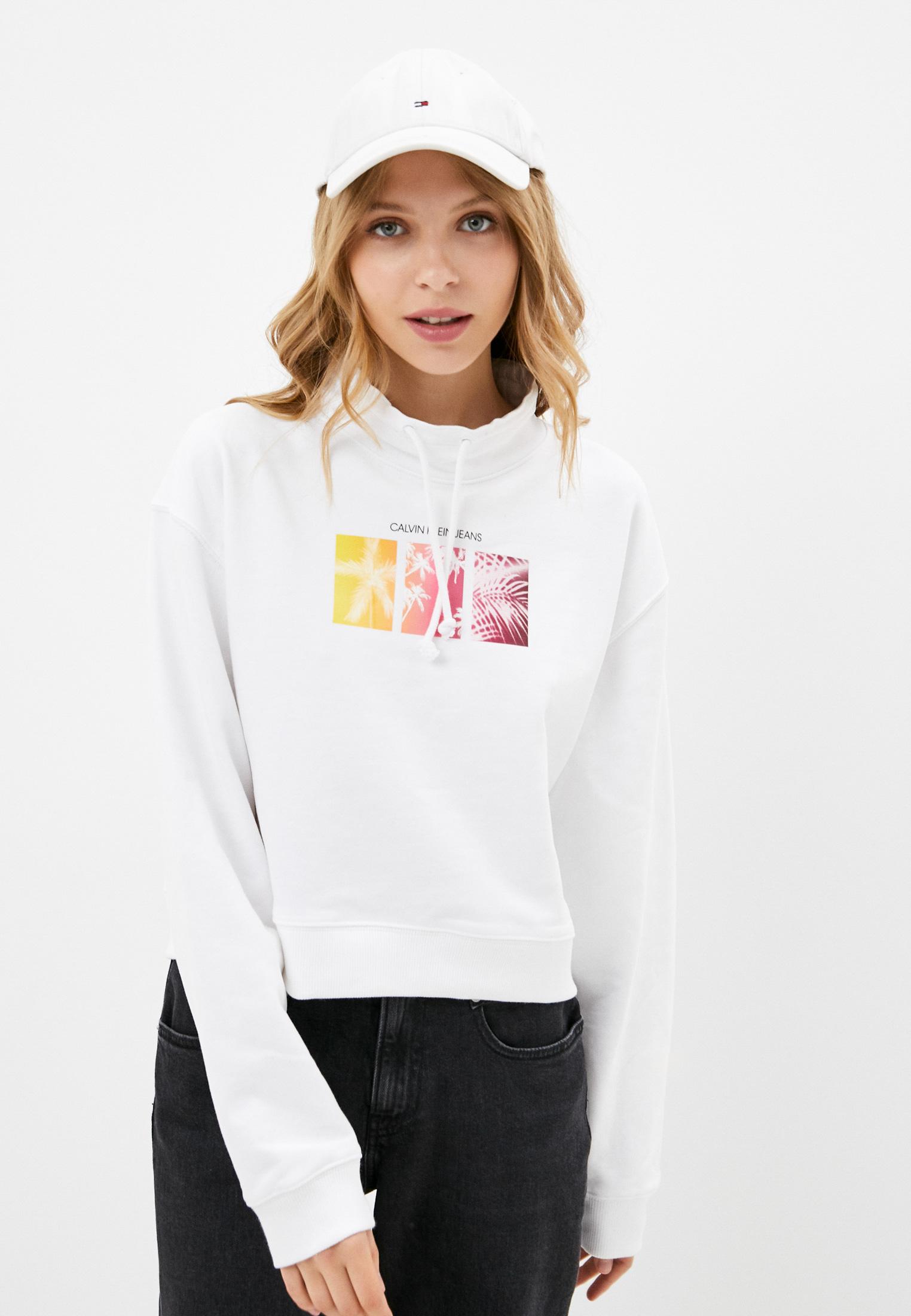 Женские худи Calvin Klein Jeans J20J216231: изображение 1