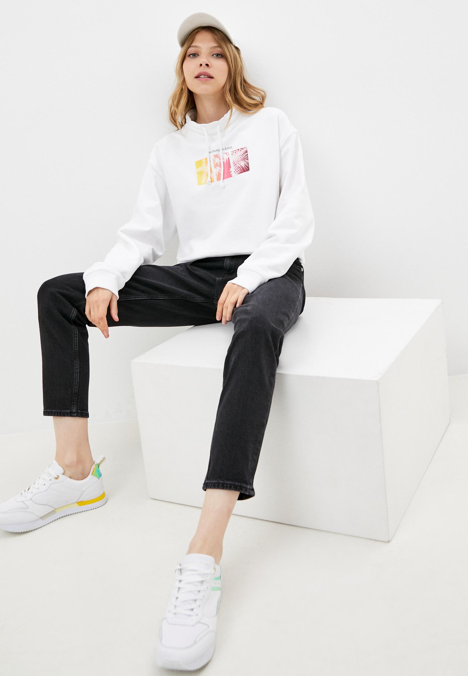 Женские худи Calvin Klein Jeans J20J216231: изображение 2