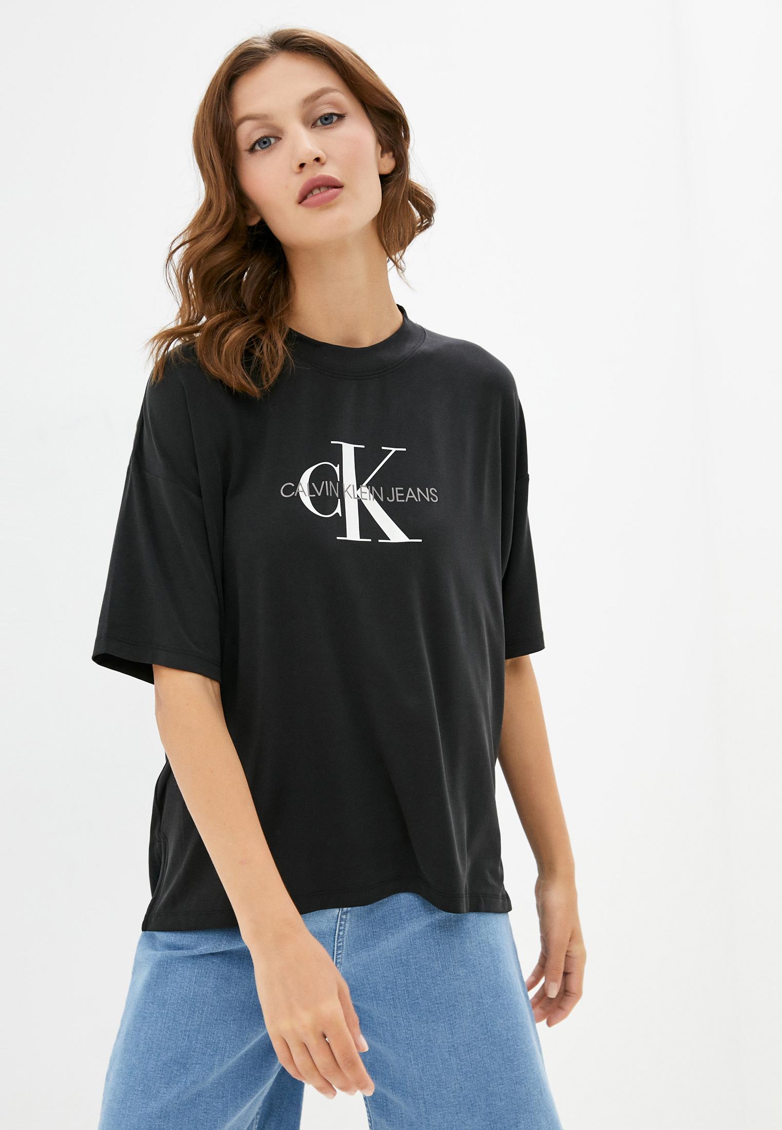 Футболка с коротким рукавом Calvin Klein Jeans J20J216248