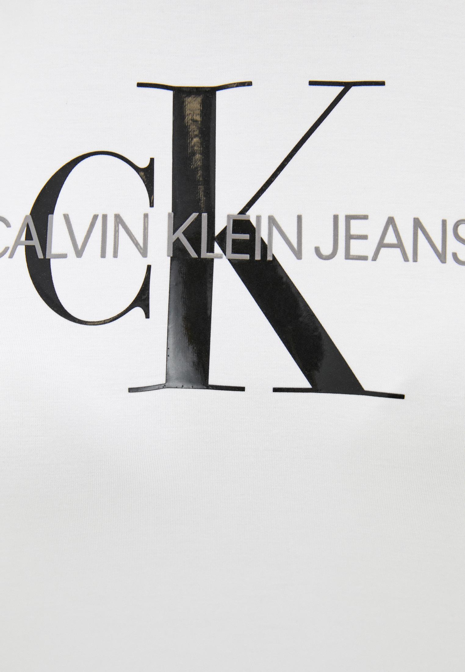 Футболка с коротким рукавом Calvin Klein Jeans J20J216248: изображение 3