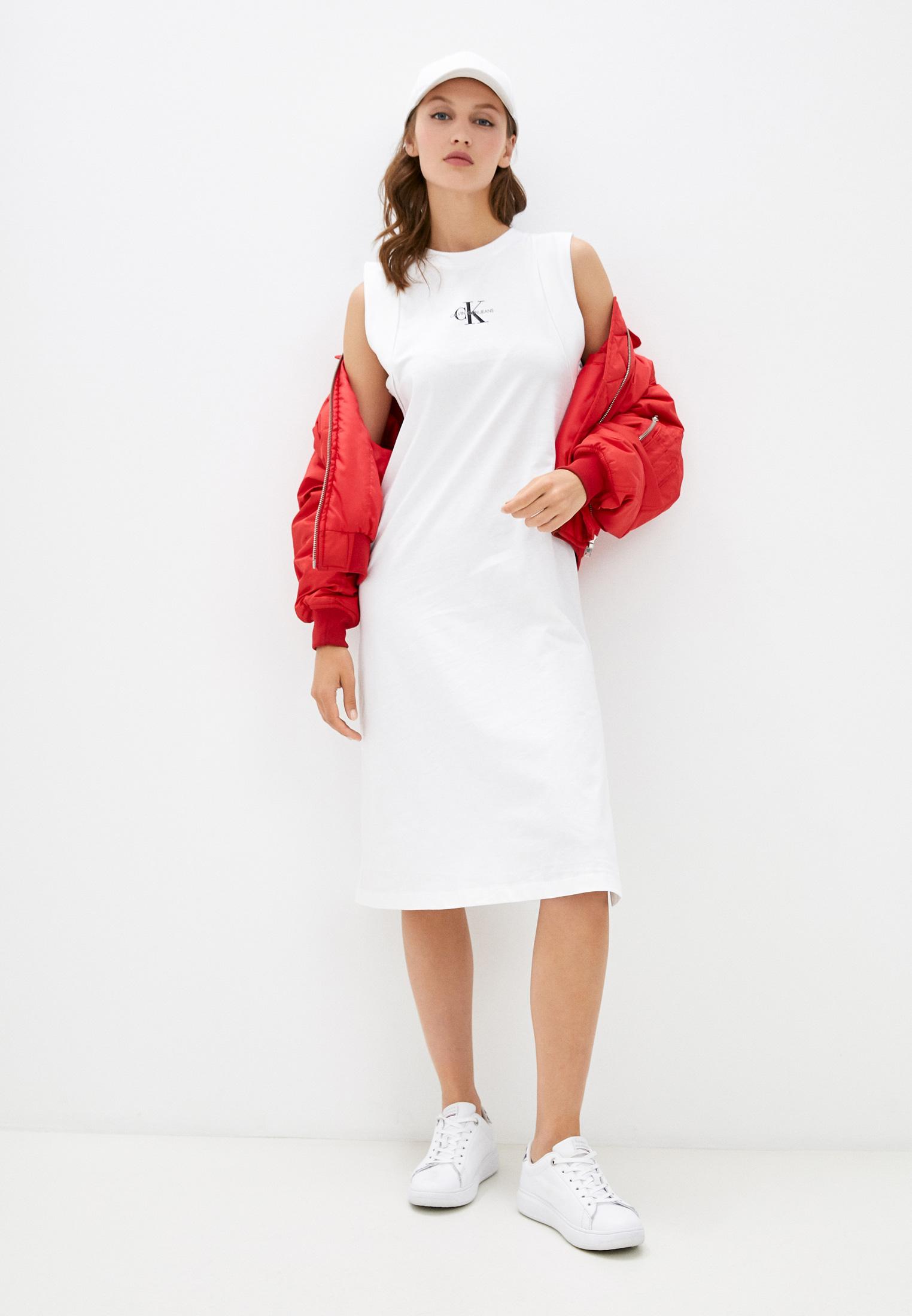 Платье Calvin Klein Jeans J20J216271: изображение 1