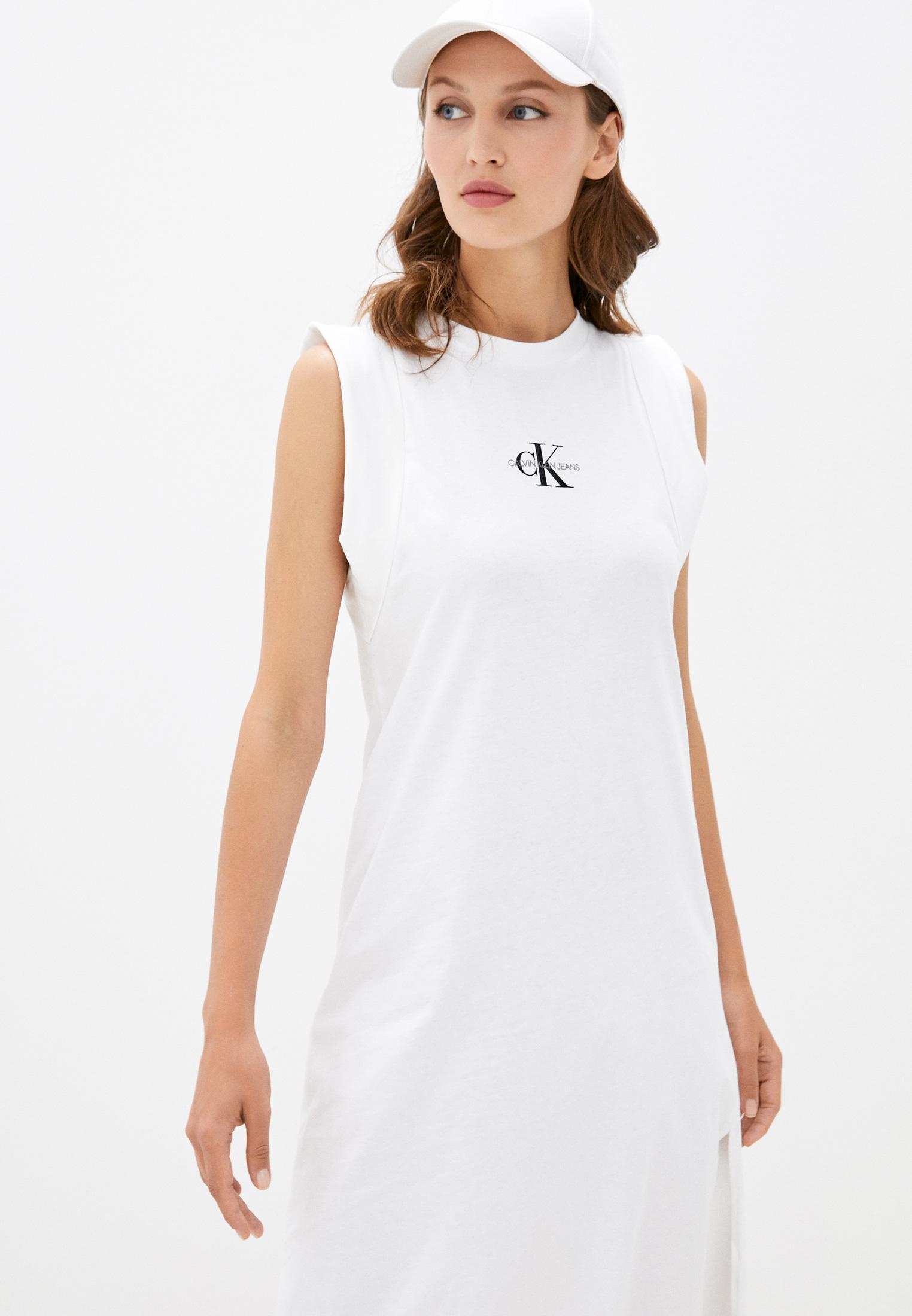Платье Calvin Klein Jeans J20J216271: изображение 2