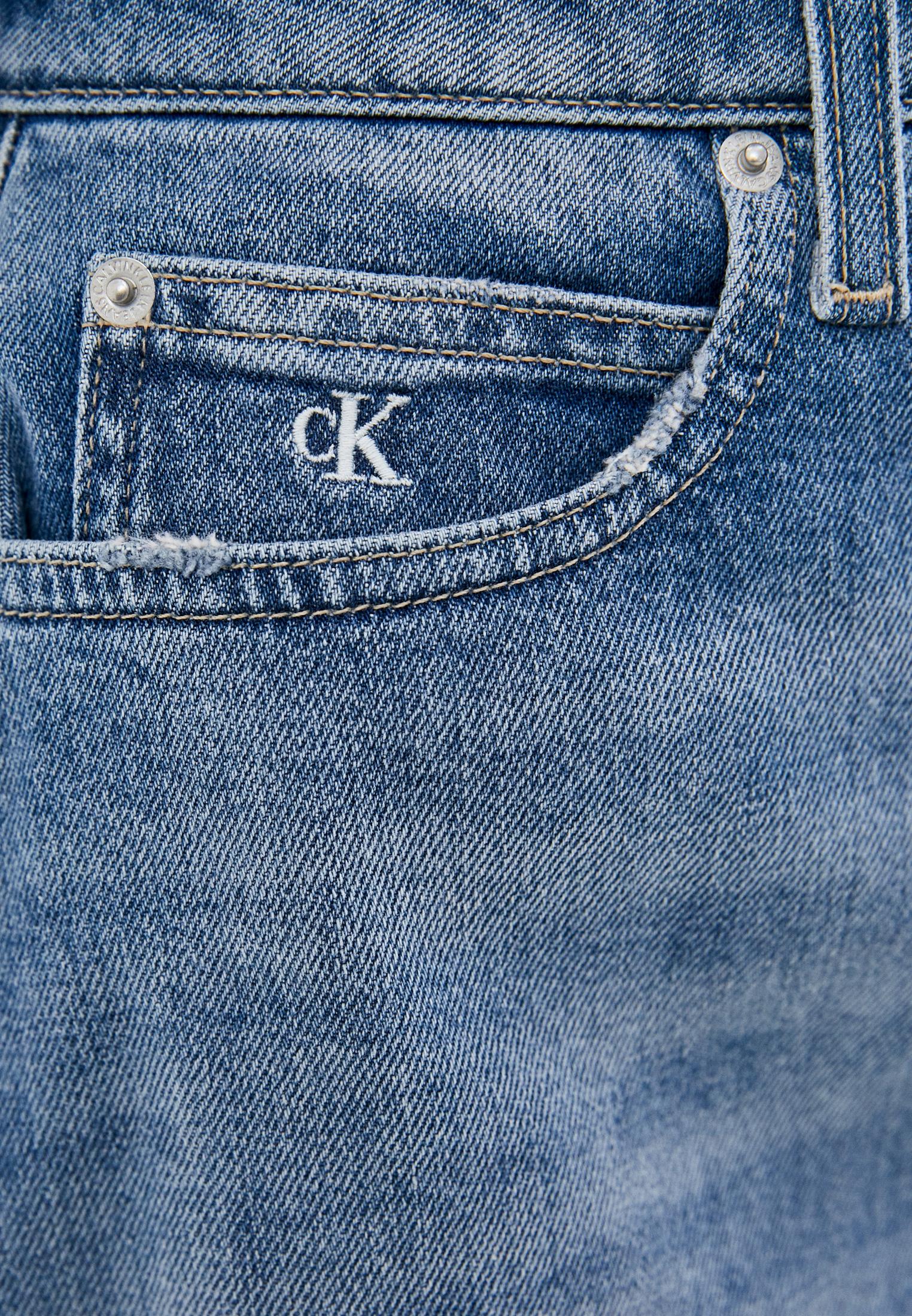Джинсовая юбка Calvin Klein Jeans J20J216510: изображение 4