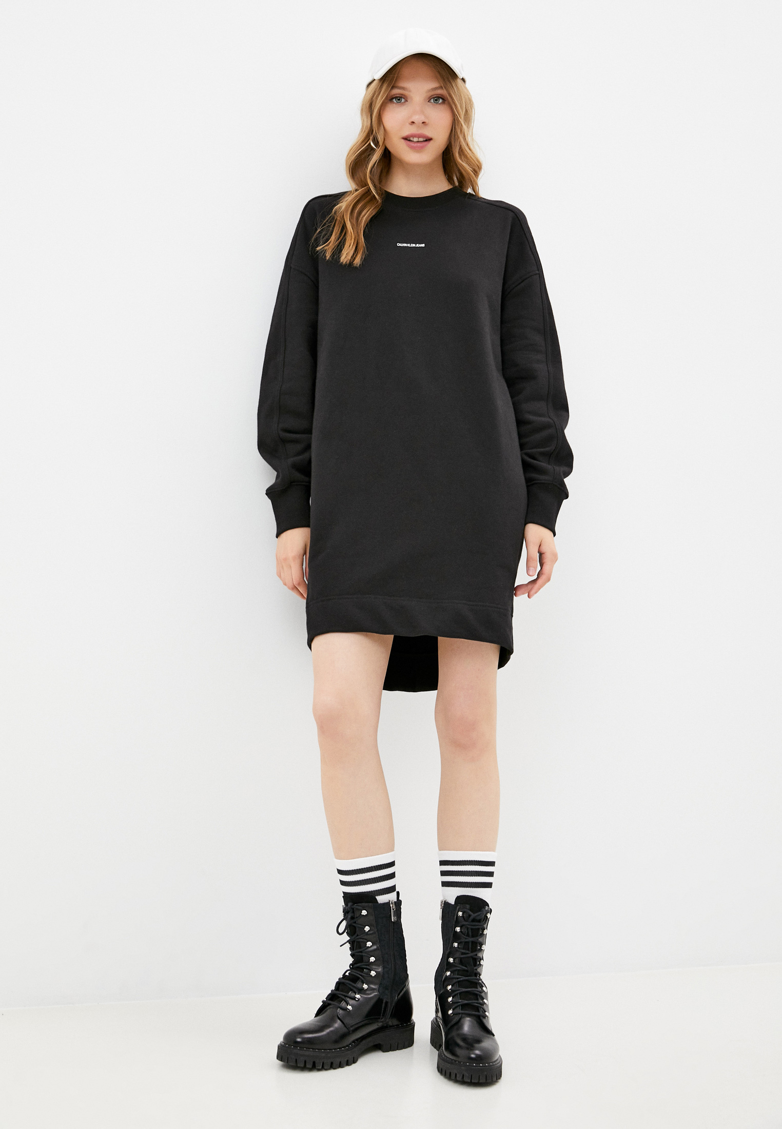 Платье Calvin Klein Jeans J20J216514: изображение 2