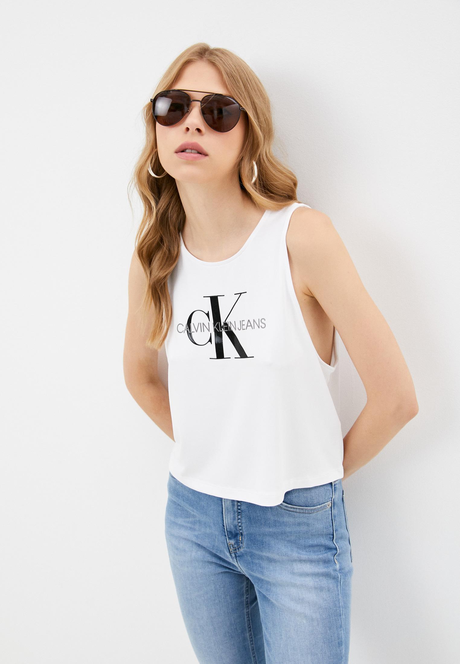 Майка Calvin Klein Jeans Майка Calvin Klein Jeans