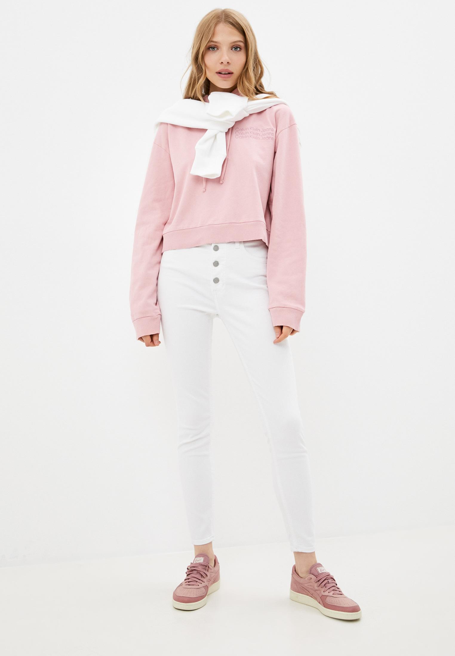 Зауженные джинсы Calvin Klein Jeans J20J217153: изображение 2