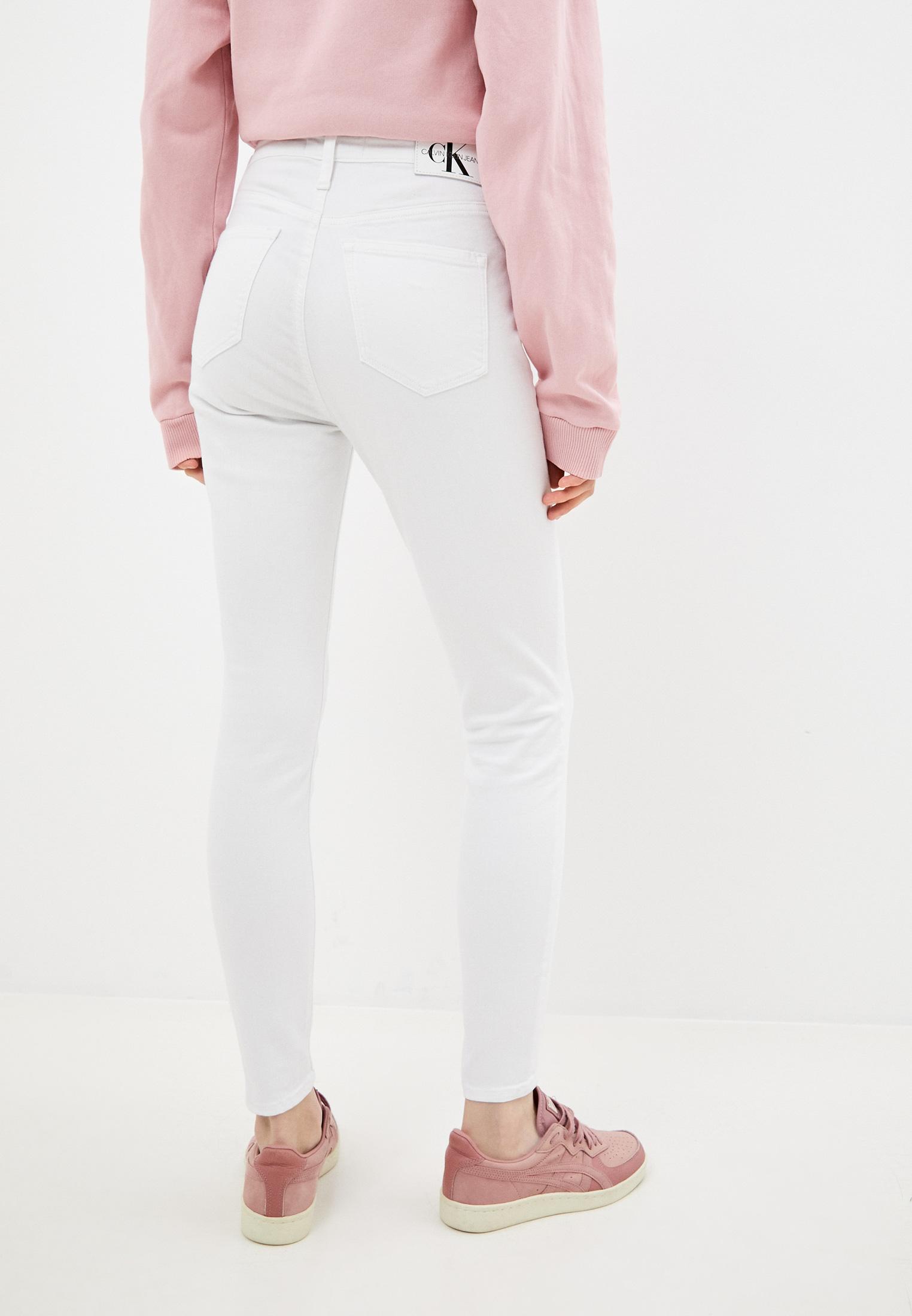 Зауженные джинсы Calvin Klein Jeans J20J217153: изображение 3
