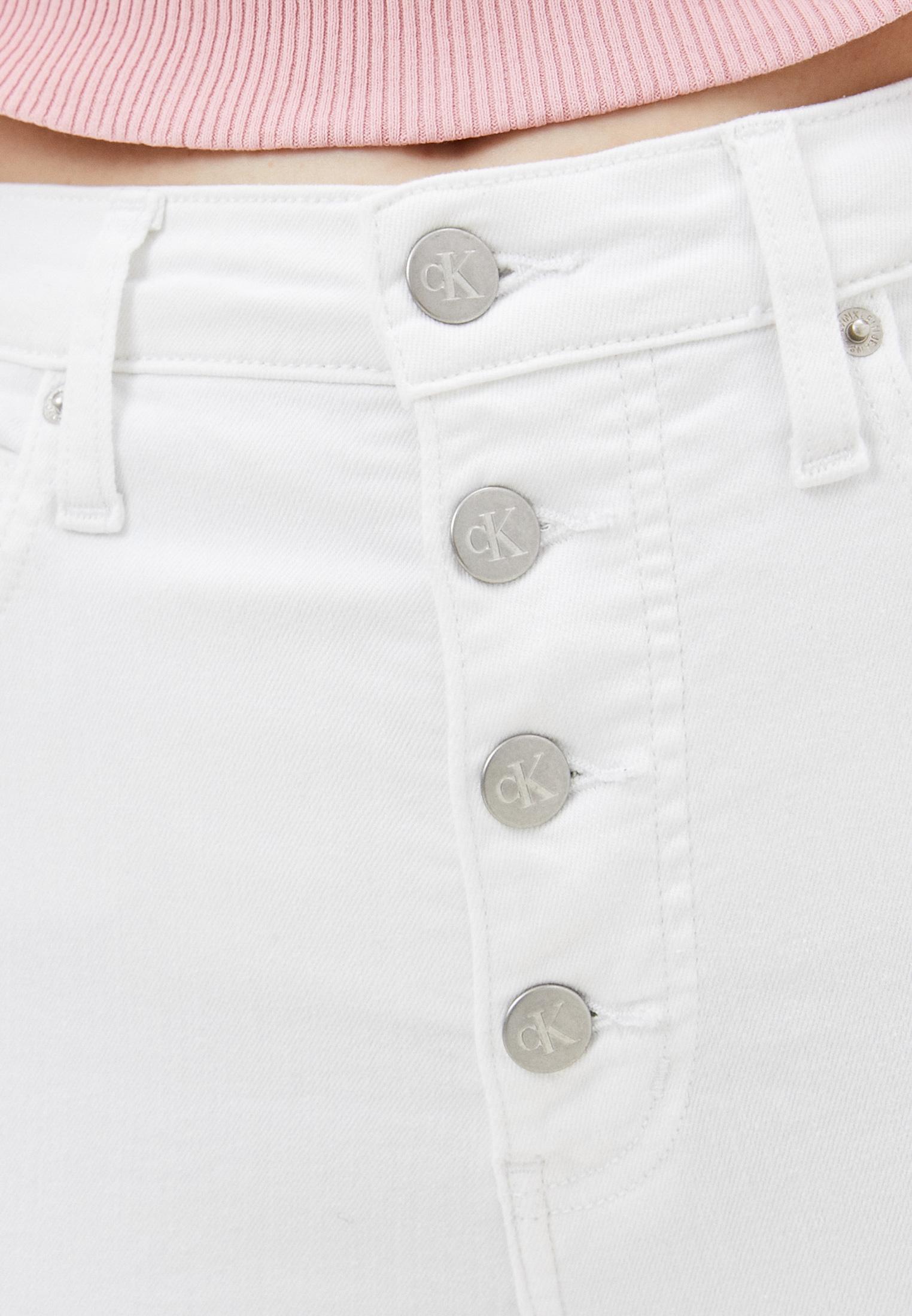 Зауженные джинсы Calvin Klein Jeans J20J217153: изображение 4