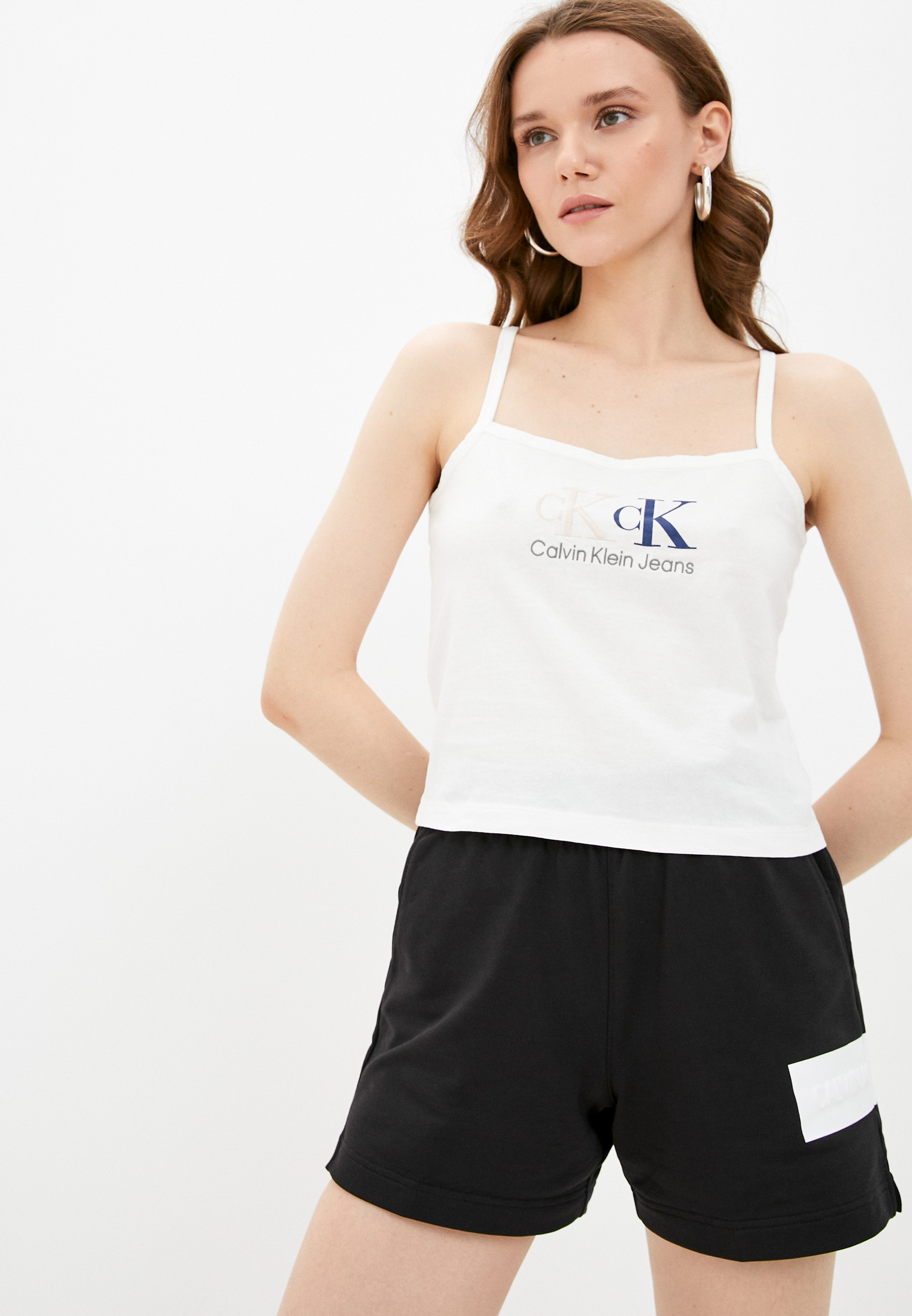 Майка Calvin Klein Jeans J20J217484