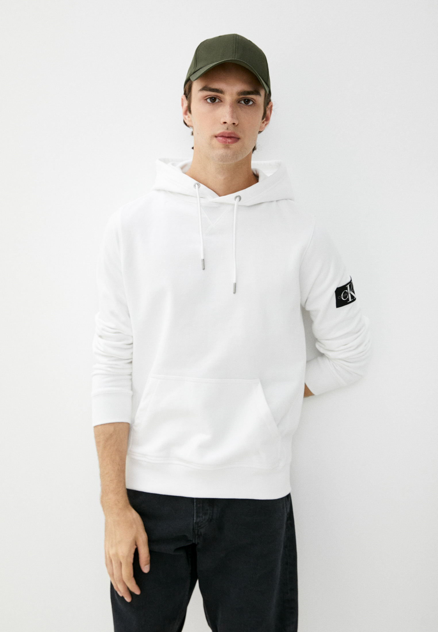Мужские худи Calvin Klein Jeans J30J314036: изображение 1
