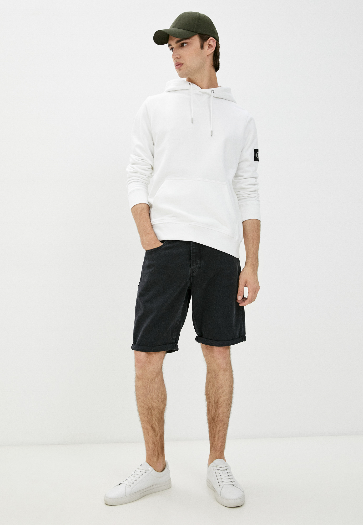 Мужские худи Calvin Klein Jeans J30J314036: изображение 2