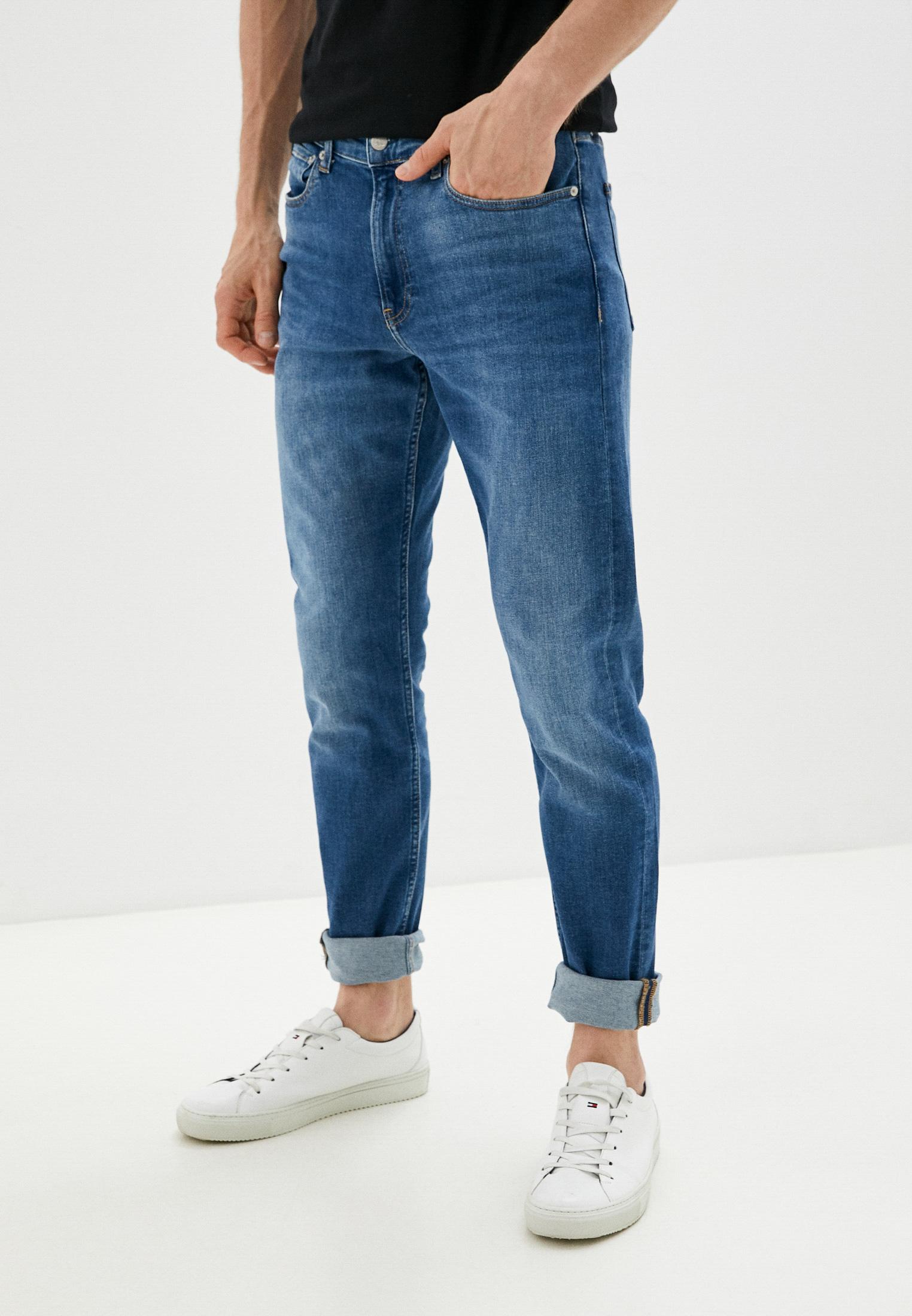 Зауженные джинсы Calvin Klein Jeans Джинсы Calvin Klein Jeans