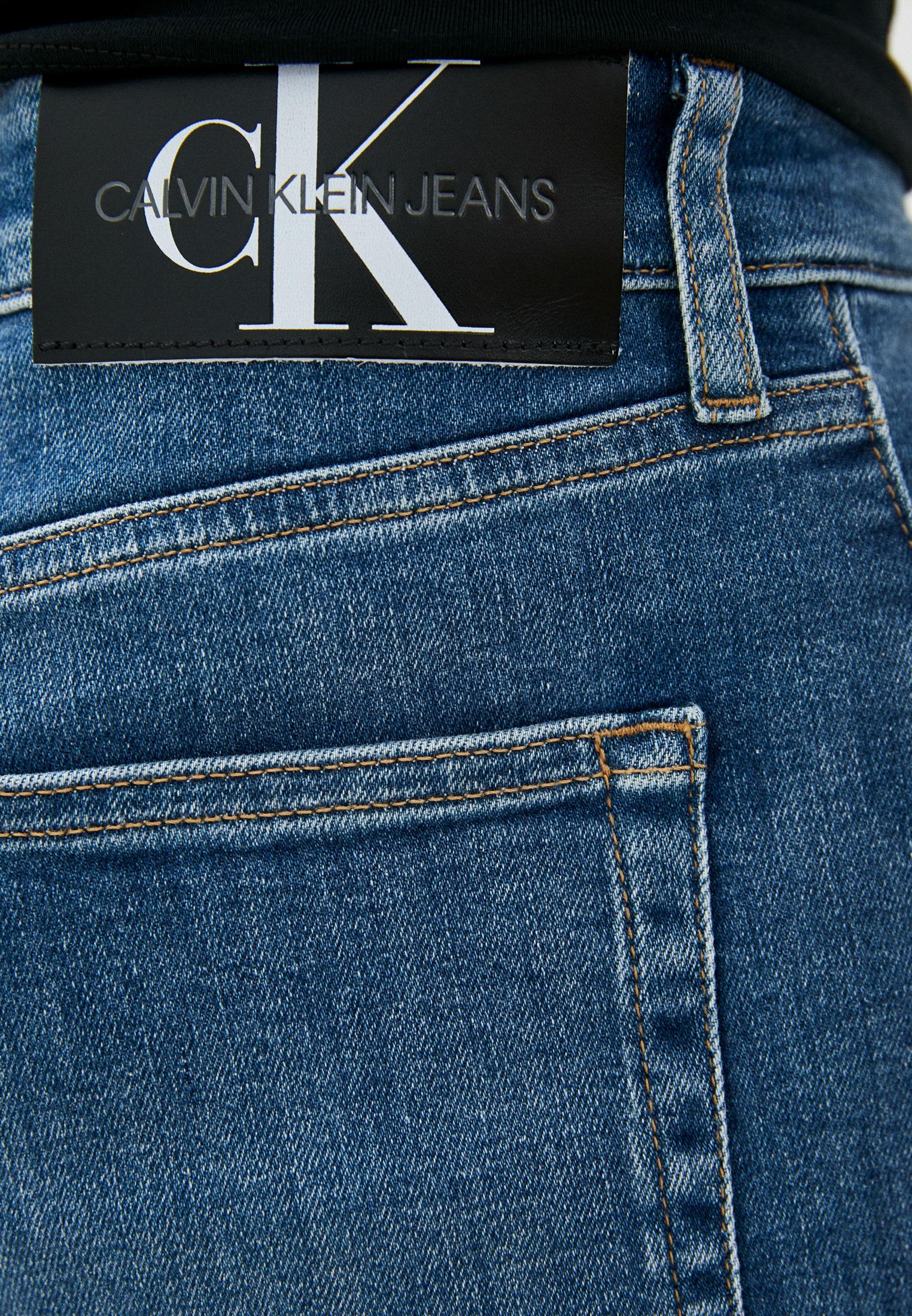 Зауженные джинсы Calvin Klein Jeans J30J318421: изображение 4