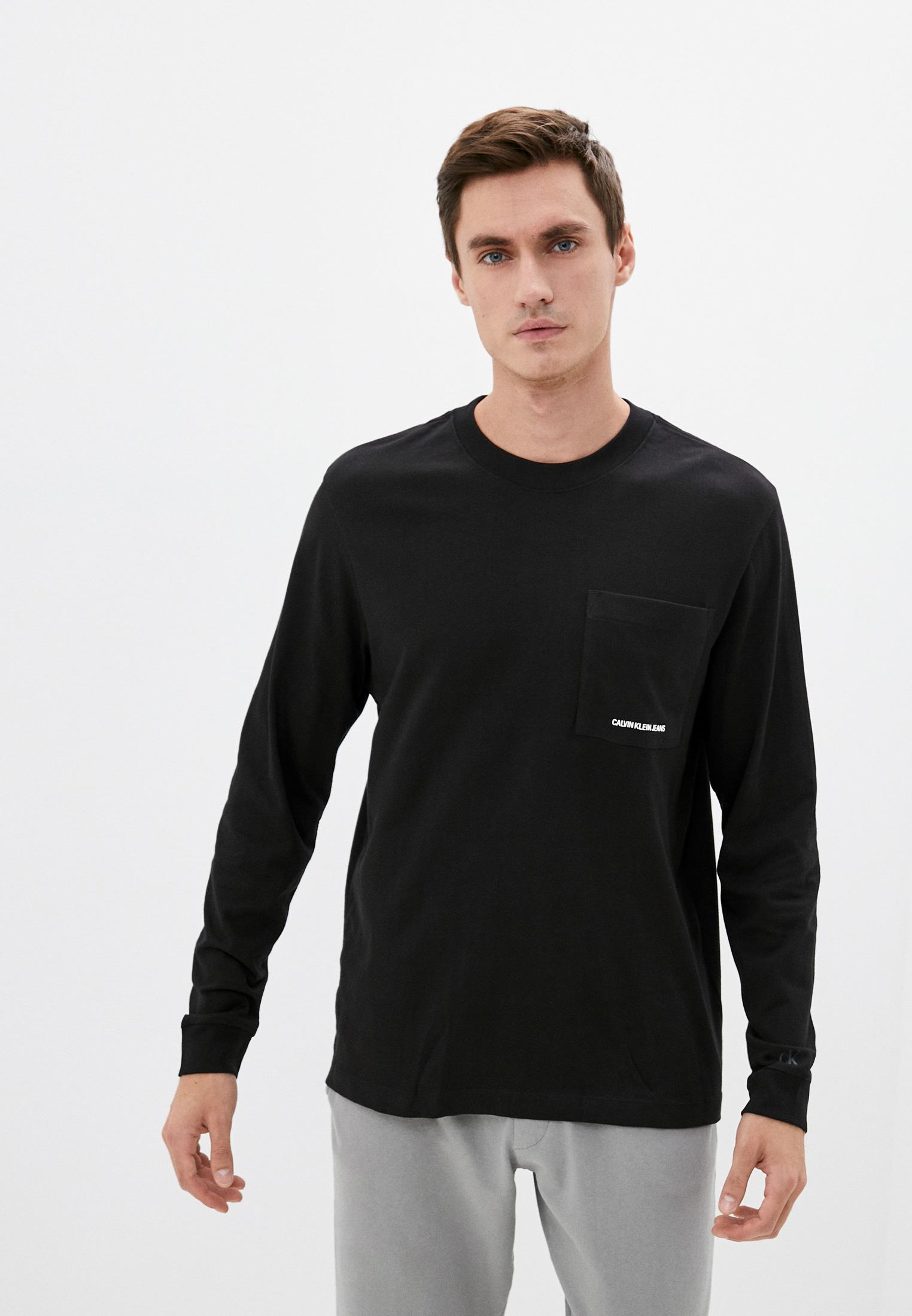 Футболка с длинным рукавом Calvin Klein Jeans J30J319106