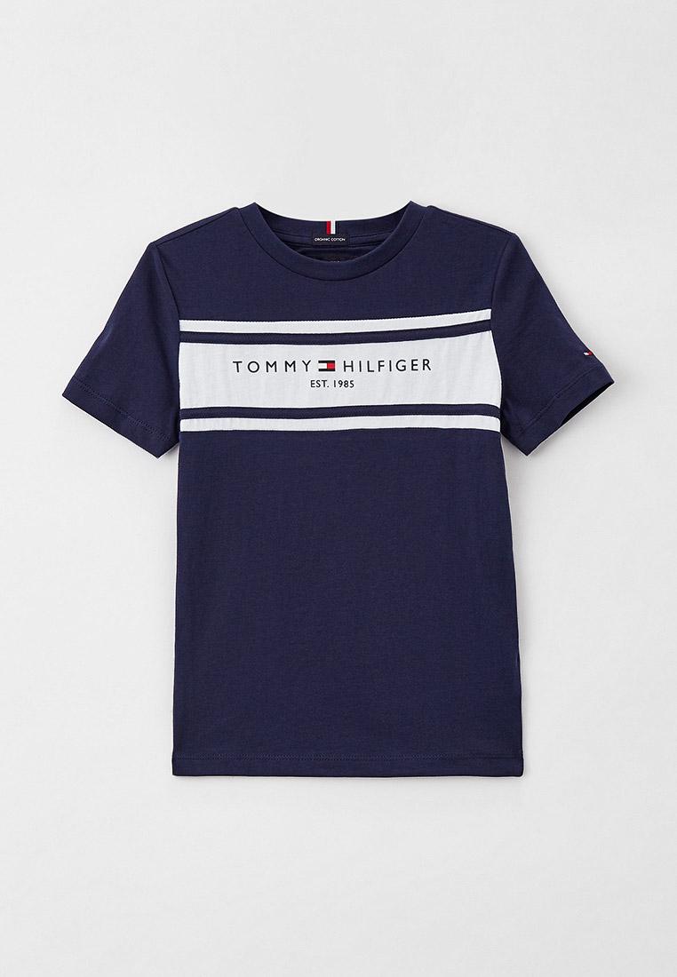 Футболка с коротким рукавом Tommy Hilfiger (Томми Хилфигер) KB0KB06711