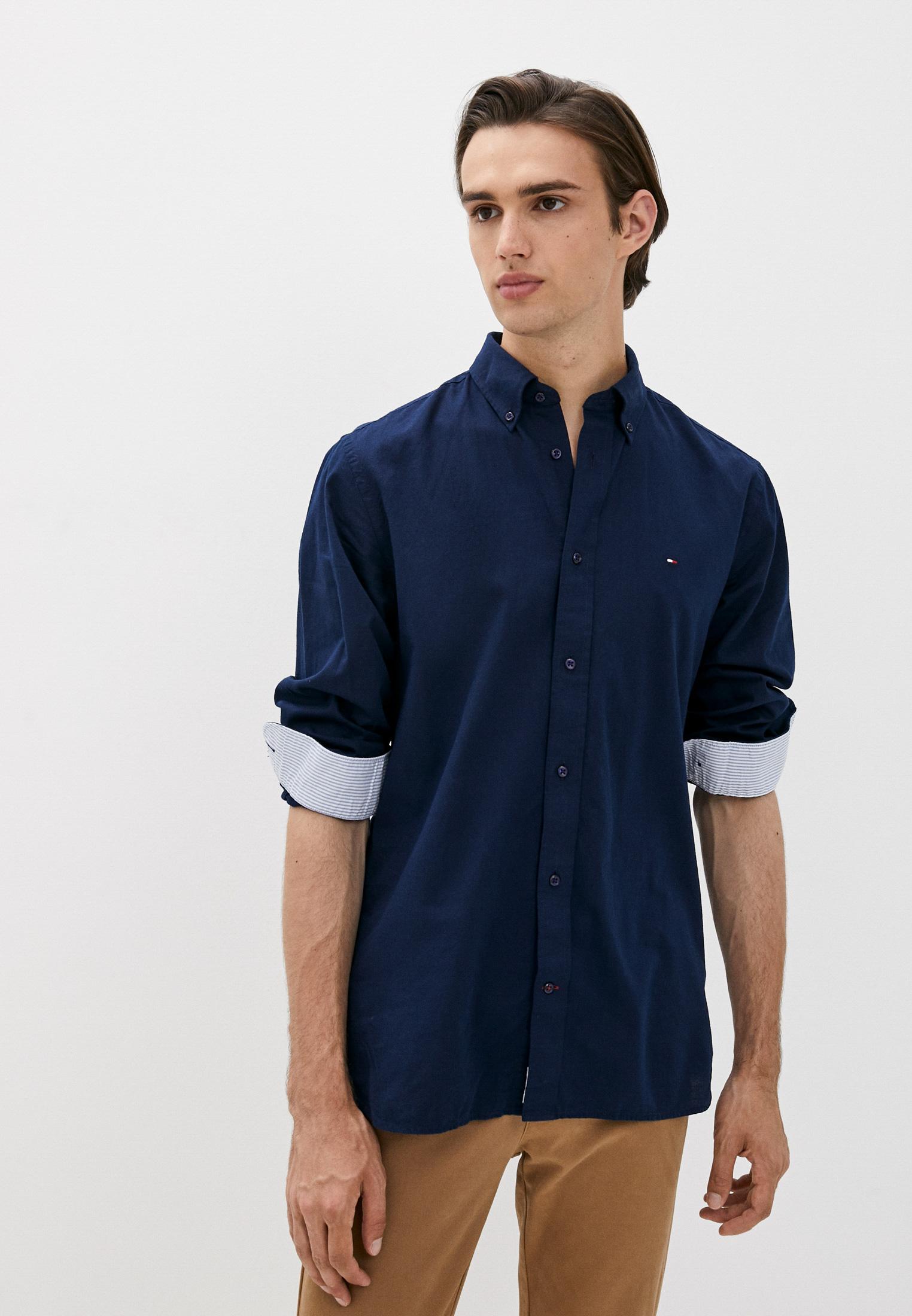 Рубашка с длинным рукавом Tommy Hilfiger (Томми Хилфигер) MW0MW18919