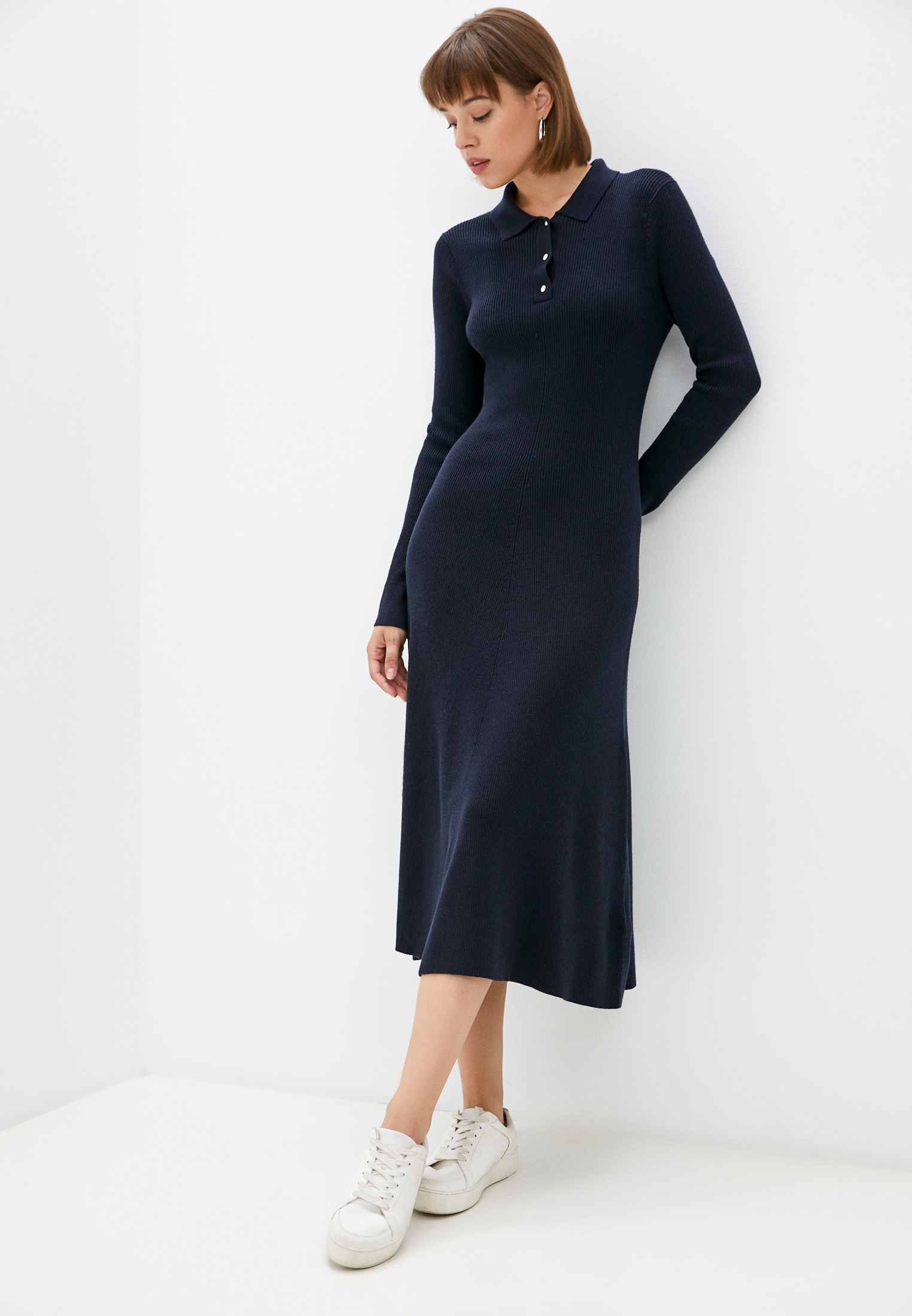 Вязаное платье Tommy Hilfiger (Томми Хилфигер) WW0WW29426