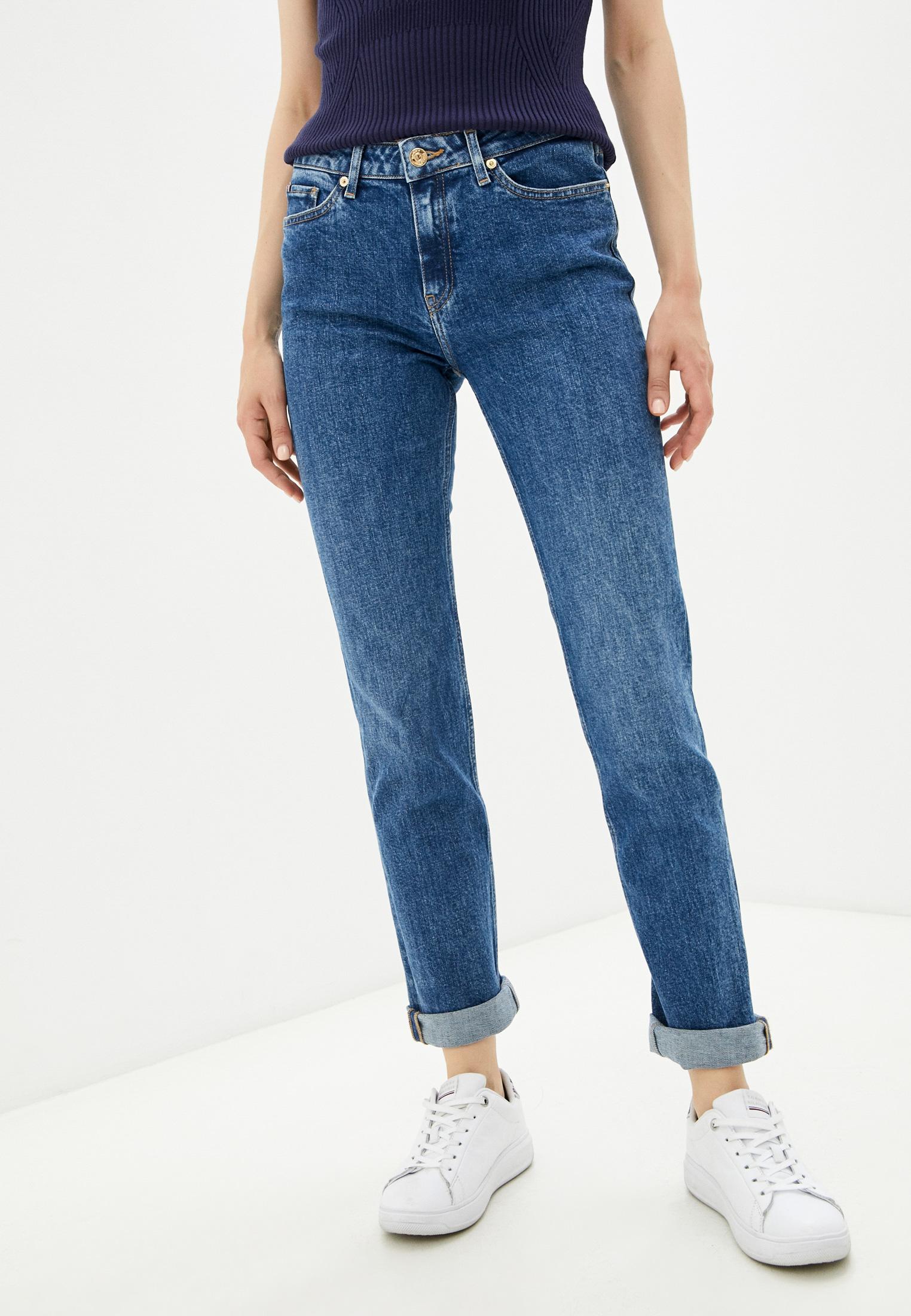 Прямые джинсы Tommy Hilfiger (Томми Хилфигер) WW0WW30968