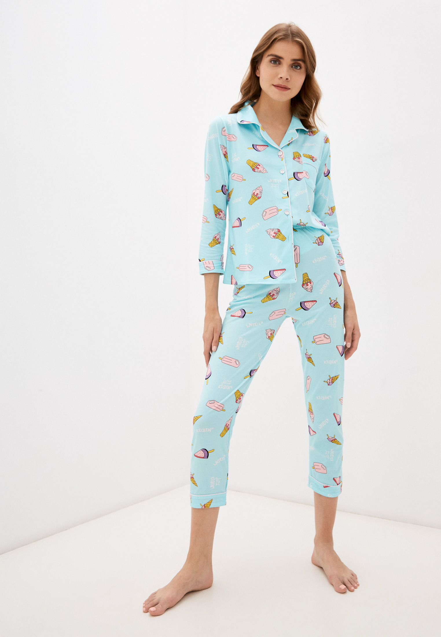 Пижама UnicoModa UMSS21P0030