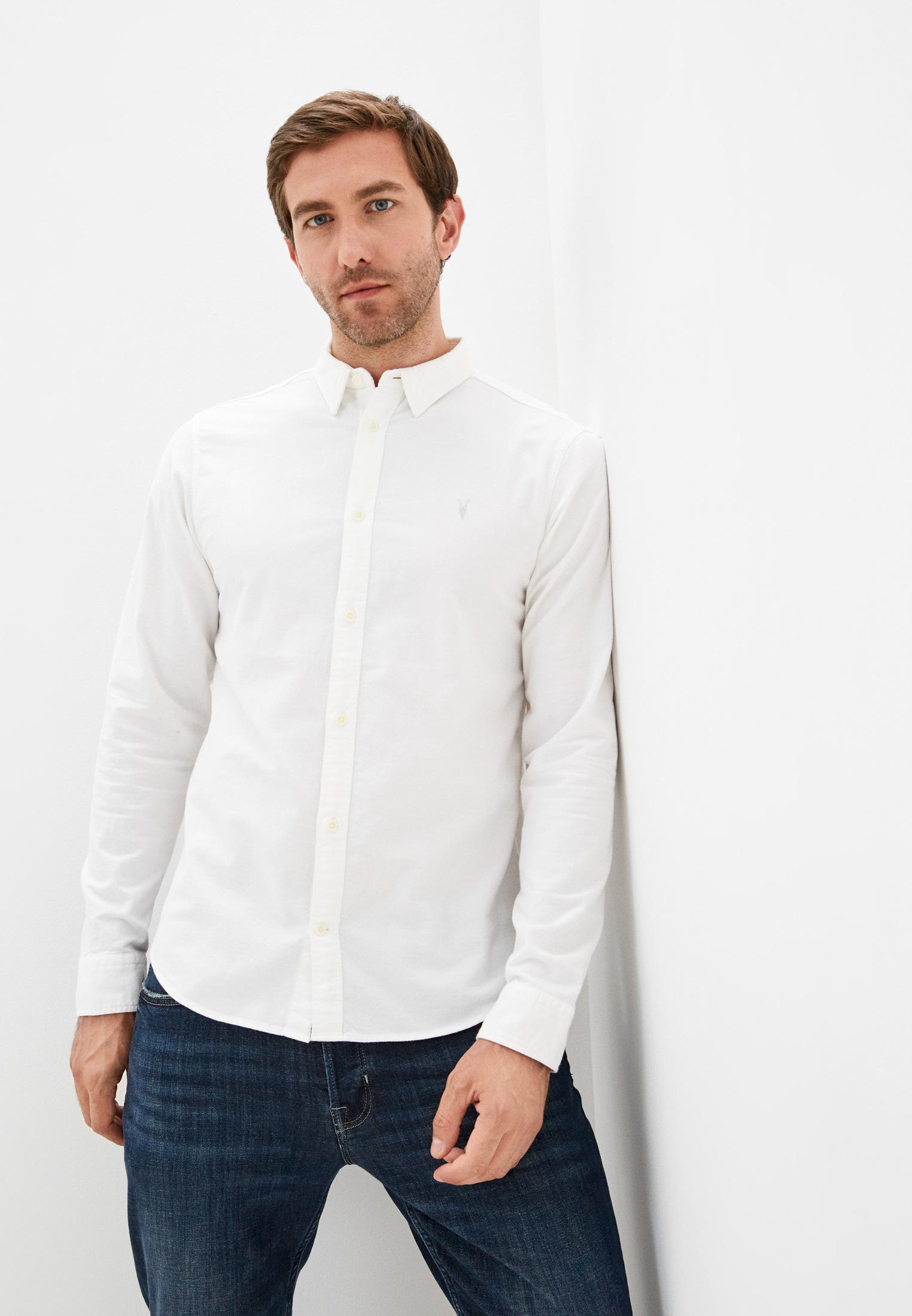 Рубашка с длинным рукавом AllSaints MS001J: изображение 1