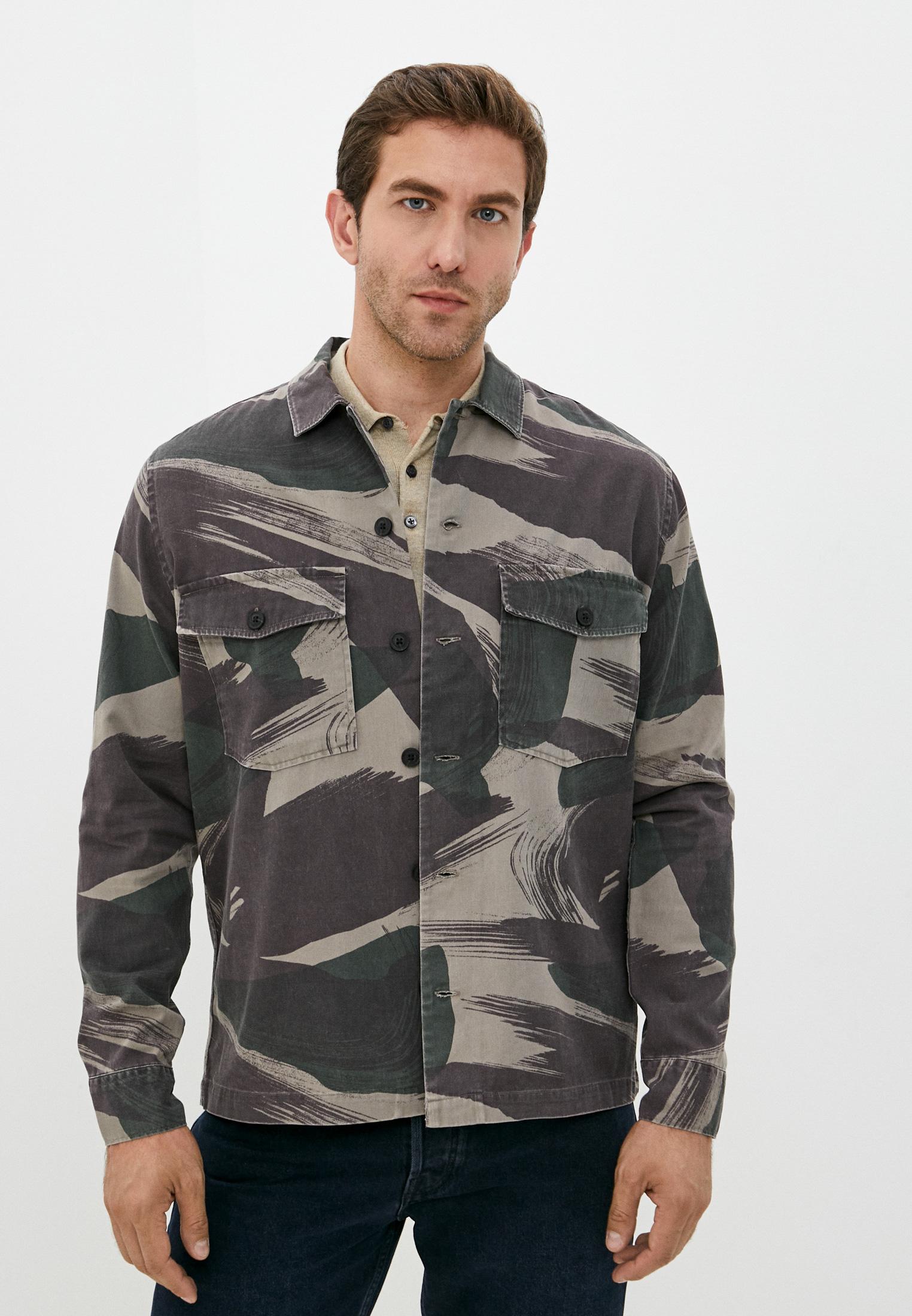 Рубашка с длинным рукавом AllSaints Рубашка AllSaints
