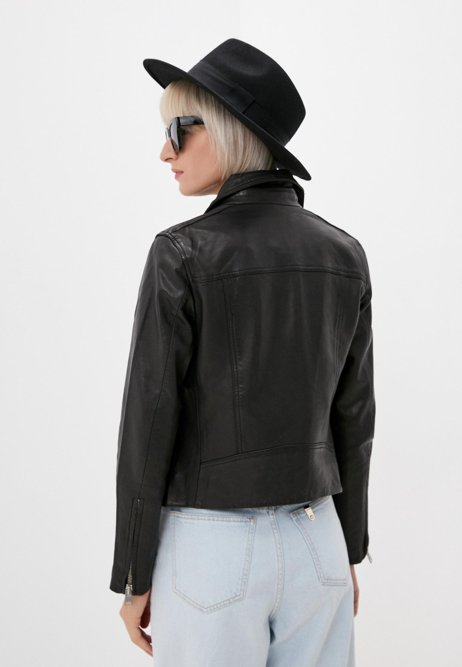Кожаная куртка AllSaints WL004N: изображение 9