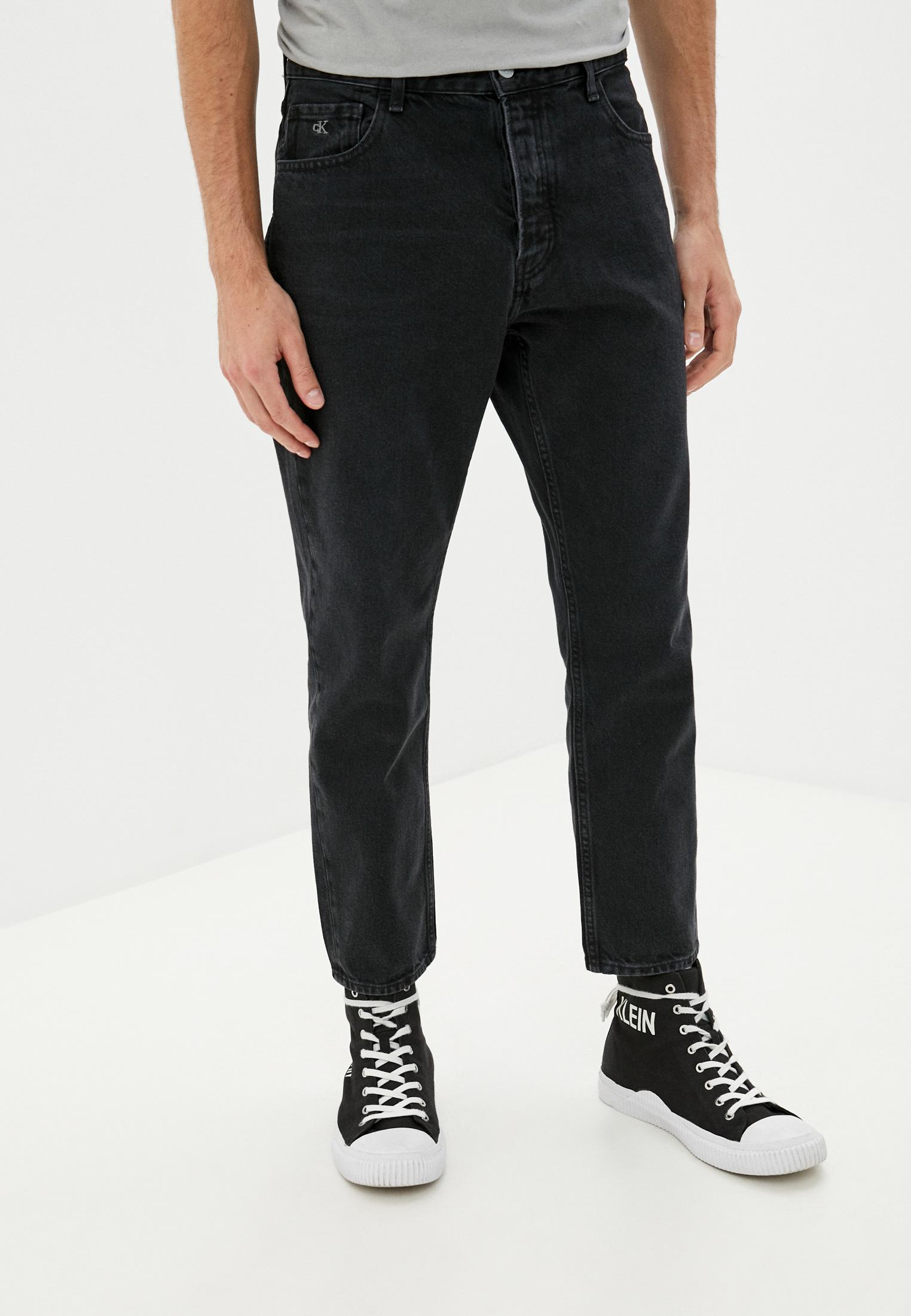 Зауженные джинсы Calvin Klein Jeans J30J317729: изображение 1