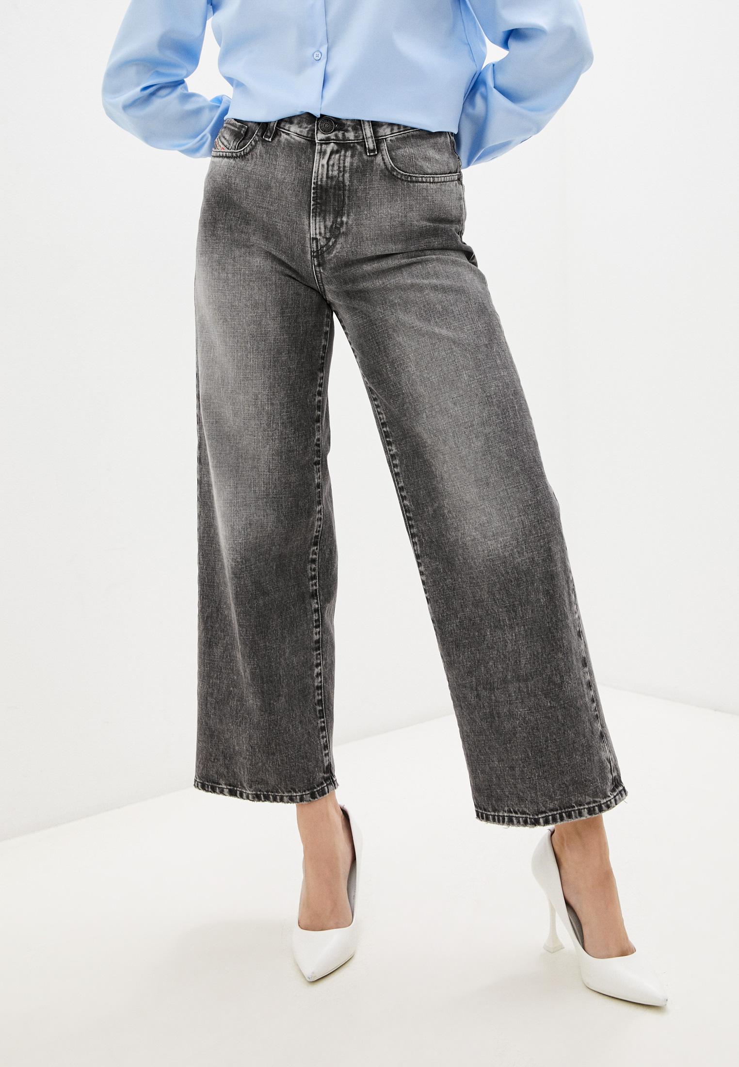Широкие и расклешенные джинсы Diesel (Дизель) 00S57C09B13