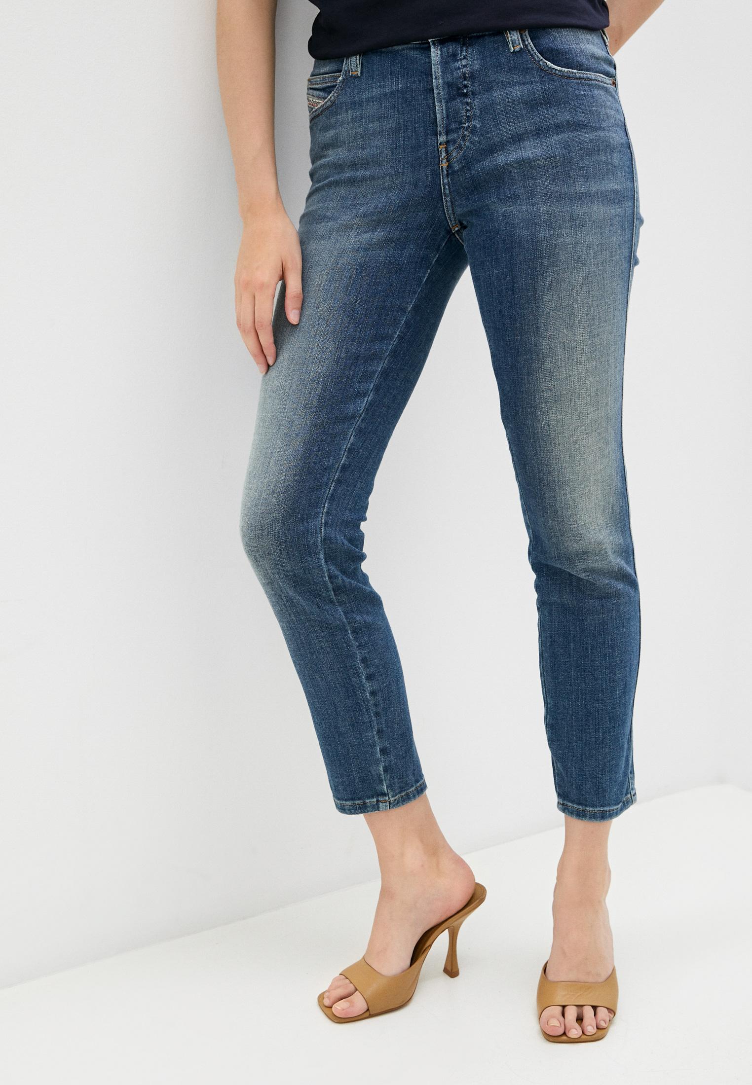 Зауженные джинсы Diesel (Дизель) 00S7LY09A01