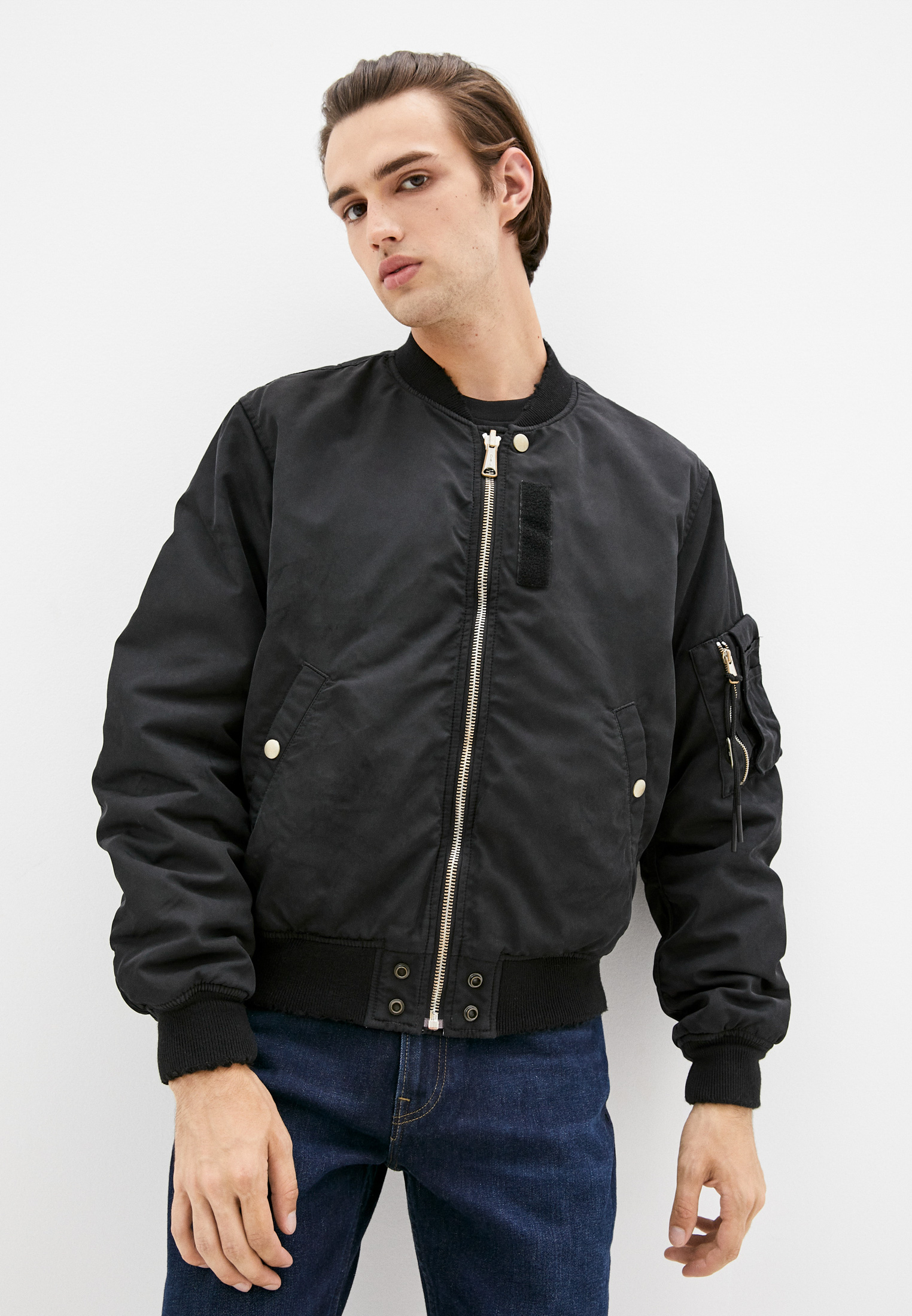 Куртка Diesel (Дизель) A027680KBAT