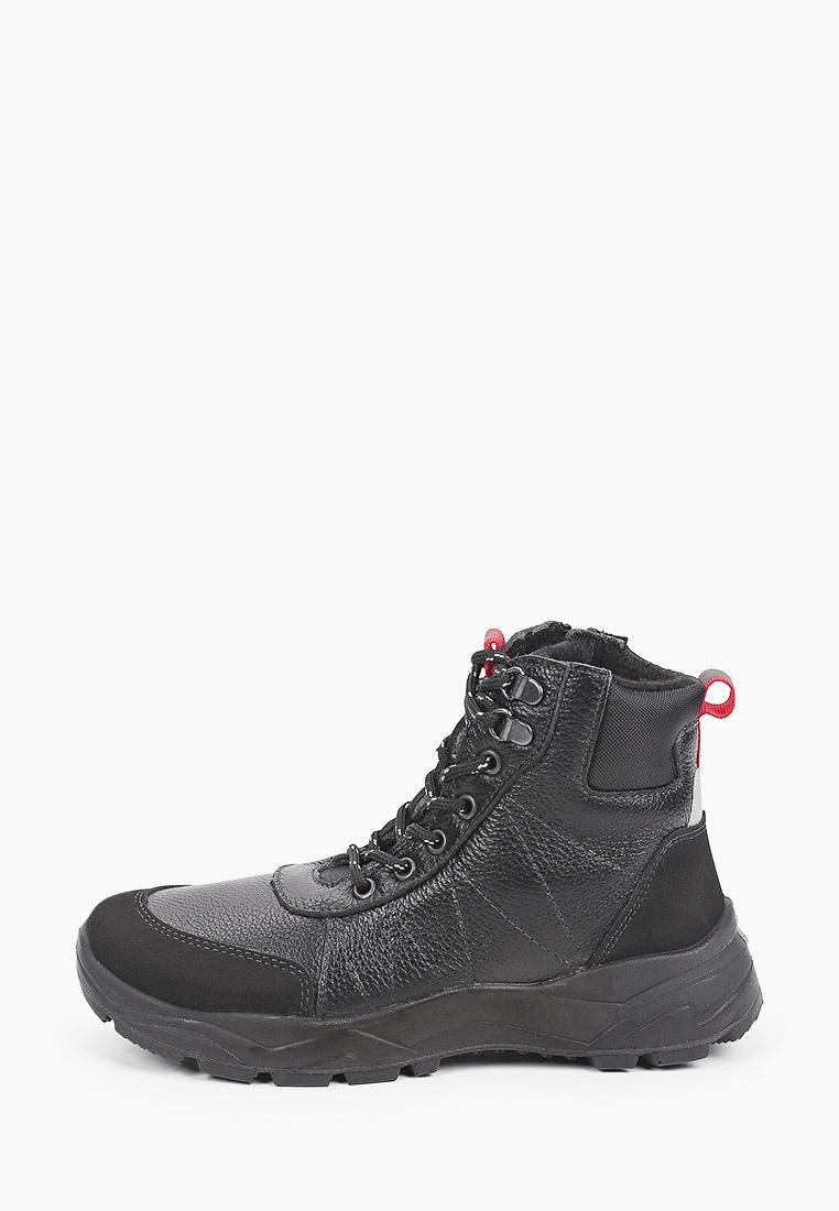 Ботинки для мальчиков Котофей 652185-31