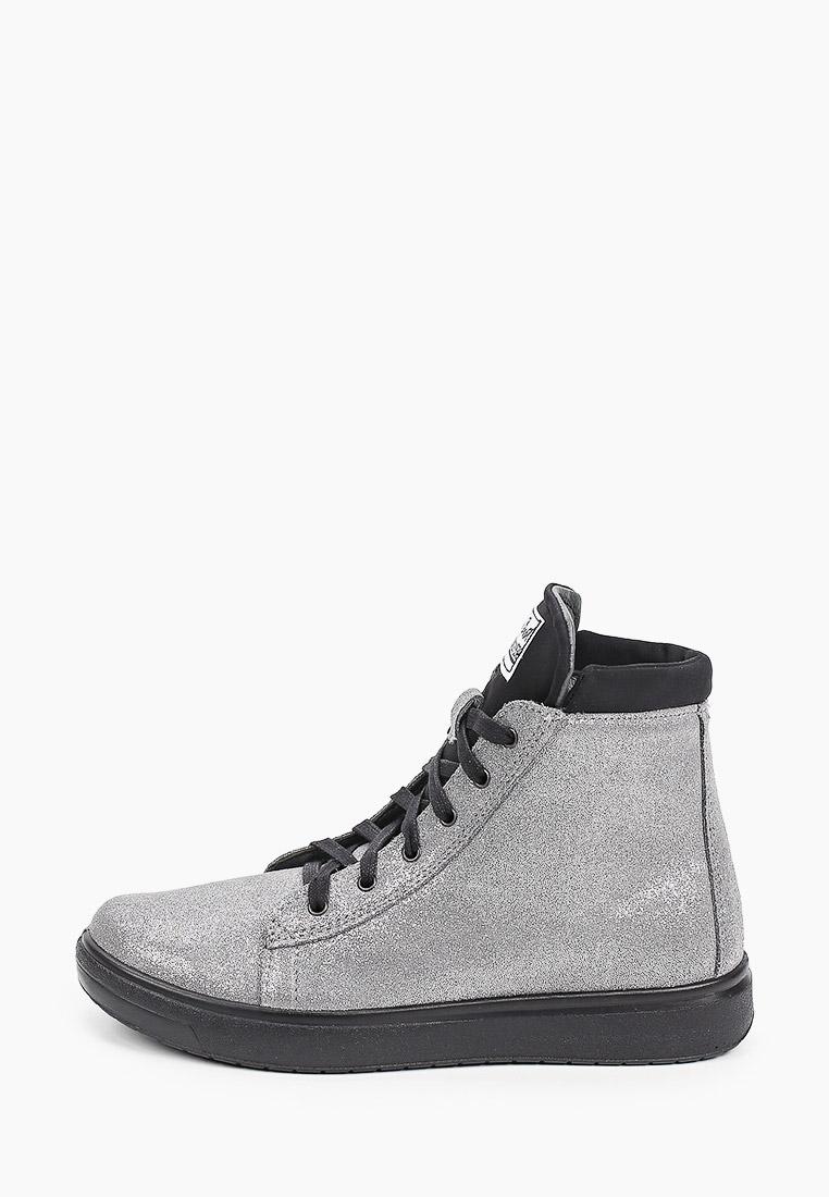 Ботинки для девочек Котофей 752202-22