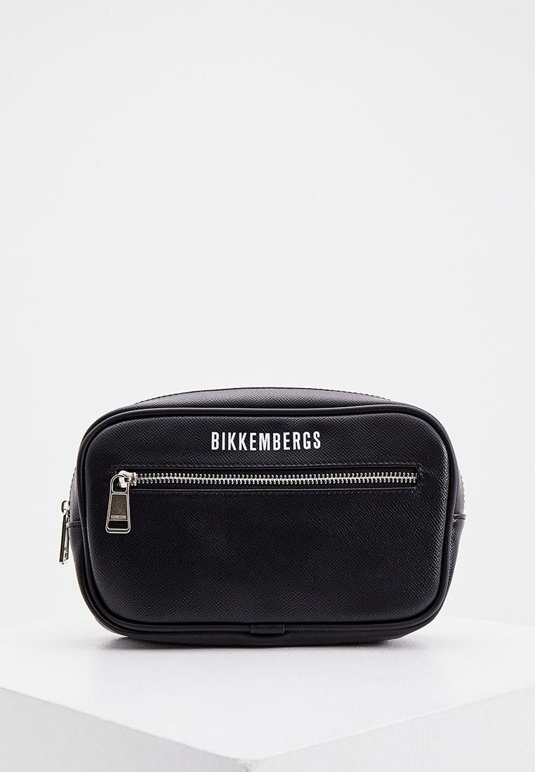 Поясная сумка Bikkembergs (Биккембергс) E4BPME2G0042999