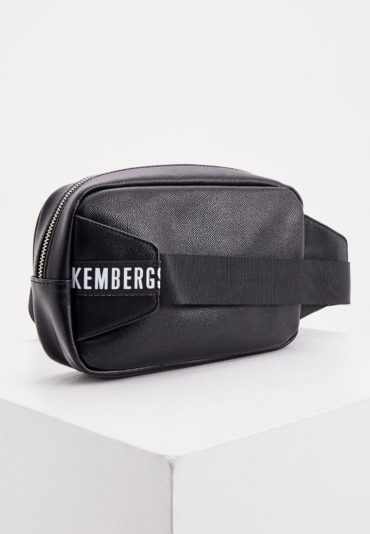 Поясная сумка Bikkembergs (Биккембергс) E4BPME2G0042999: изображение 2