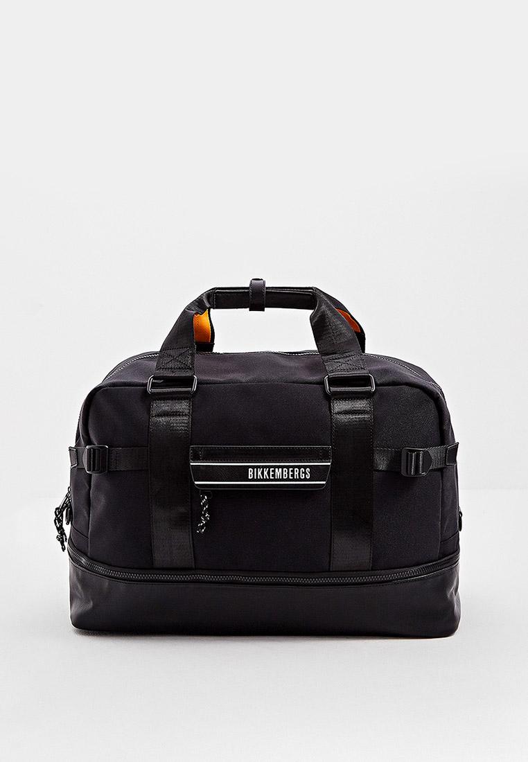 Дорожная сумка Bikkembergs E4BPME2H005Z999: изображение 1