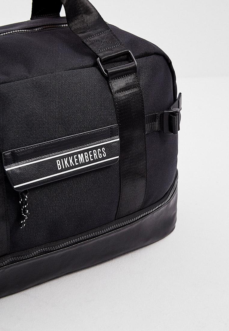 Дорожная сумка Bikkembergs E4BPME2H005Z999: изображение 3