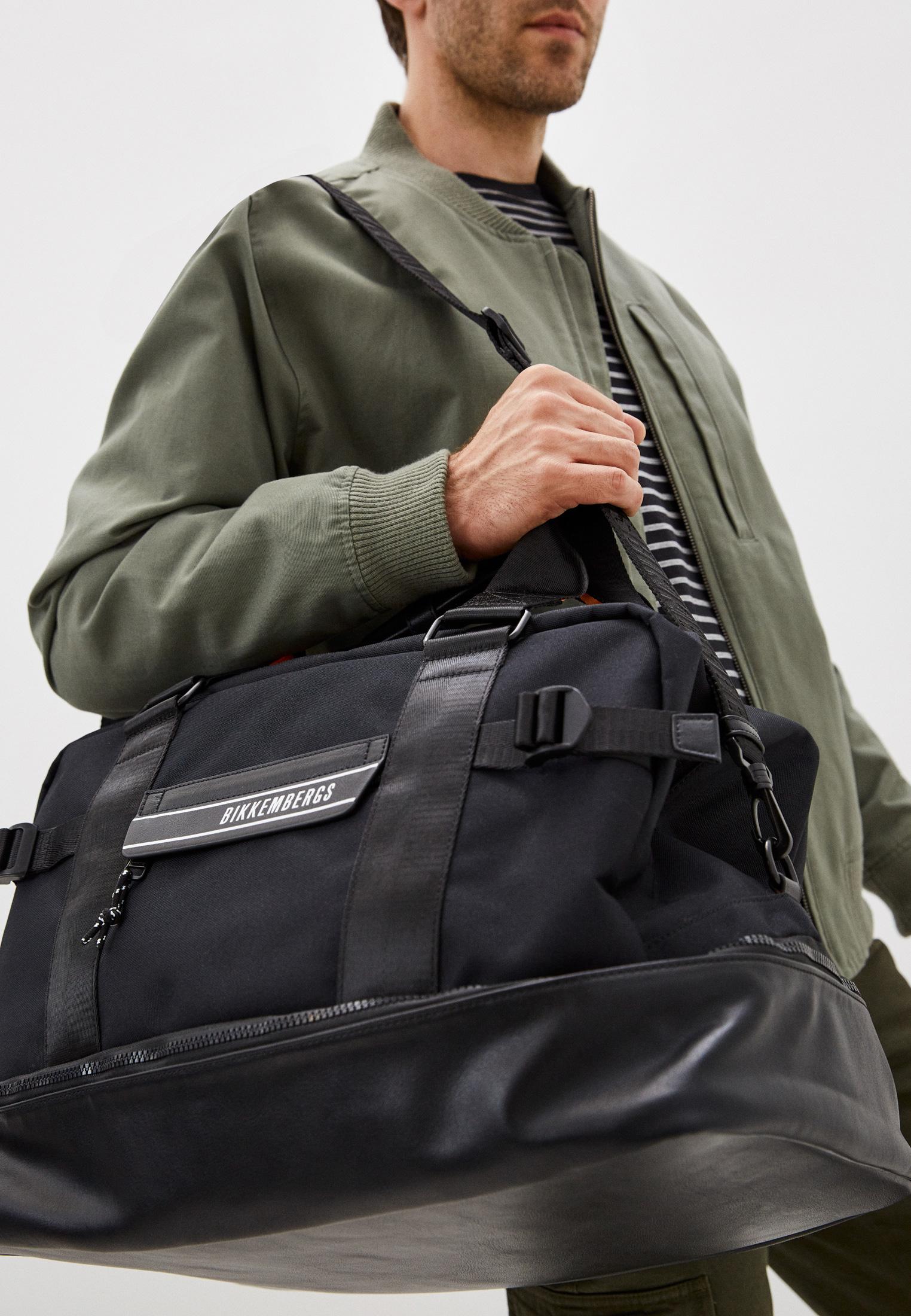 Дорожная сумка Bikkembergs E4BPME2H005Z999: изображение 7