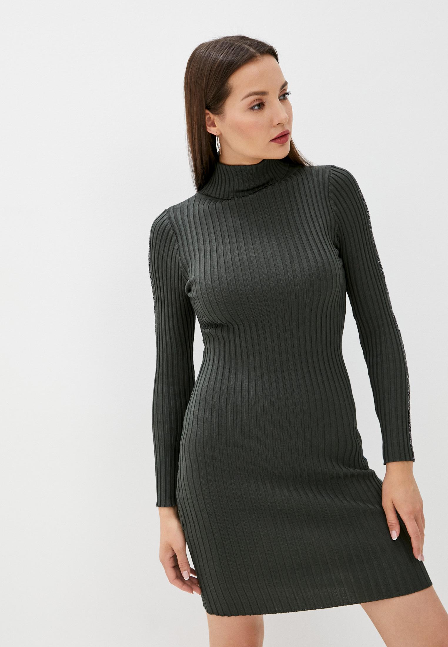 Вязаное платье Aaquamarina 607