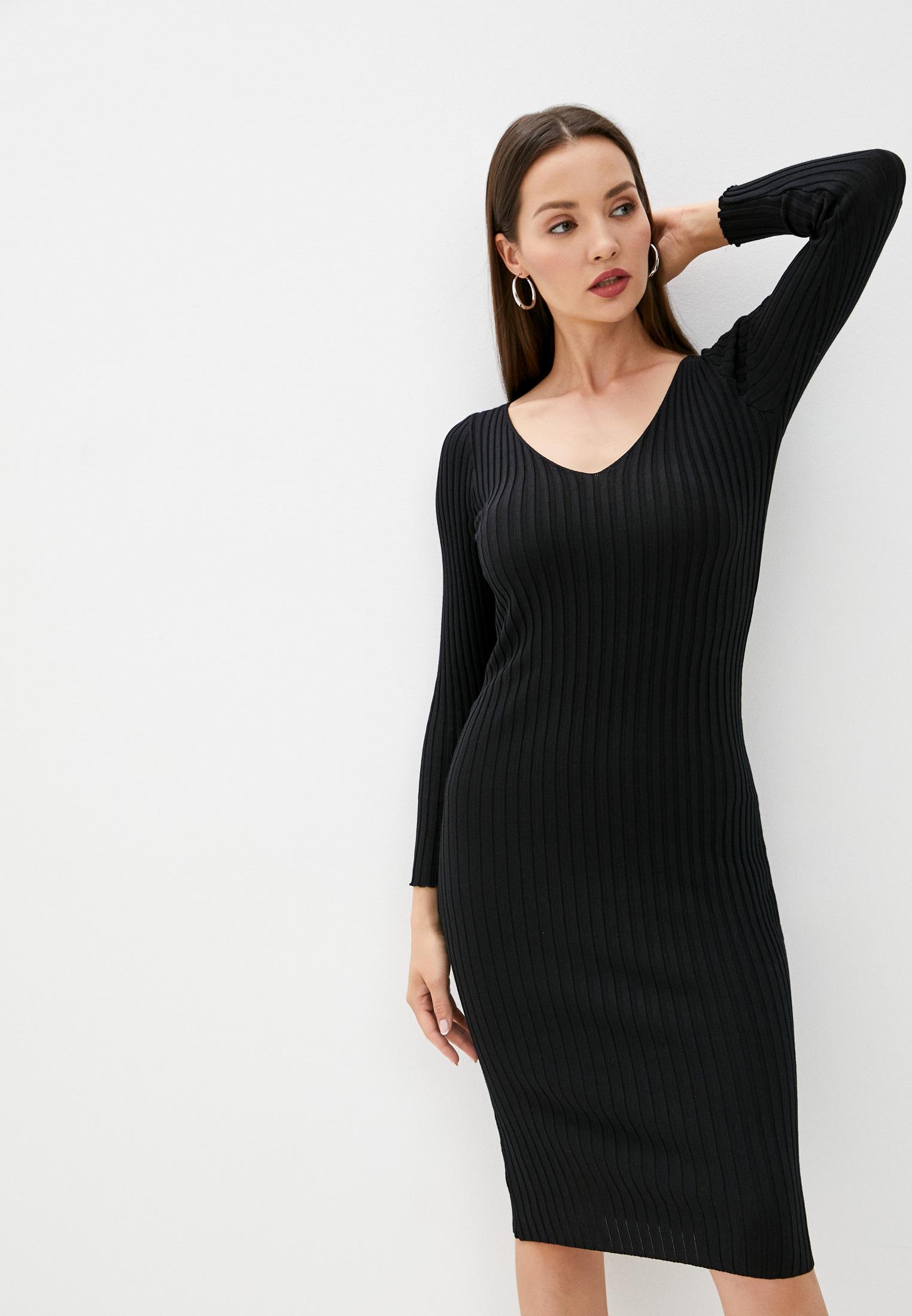 Вязаное платье Aaquamarina 0603V