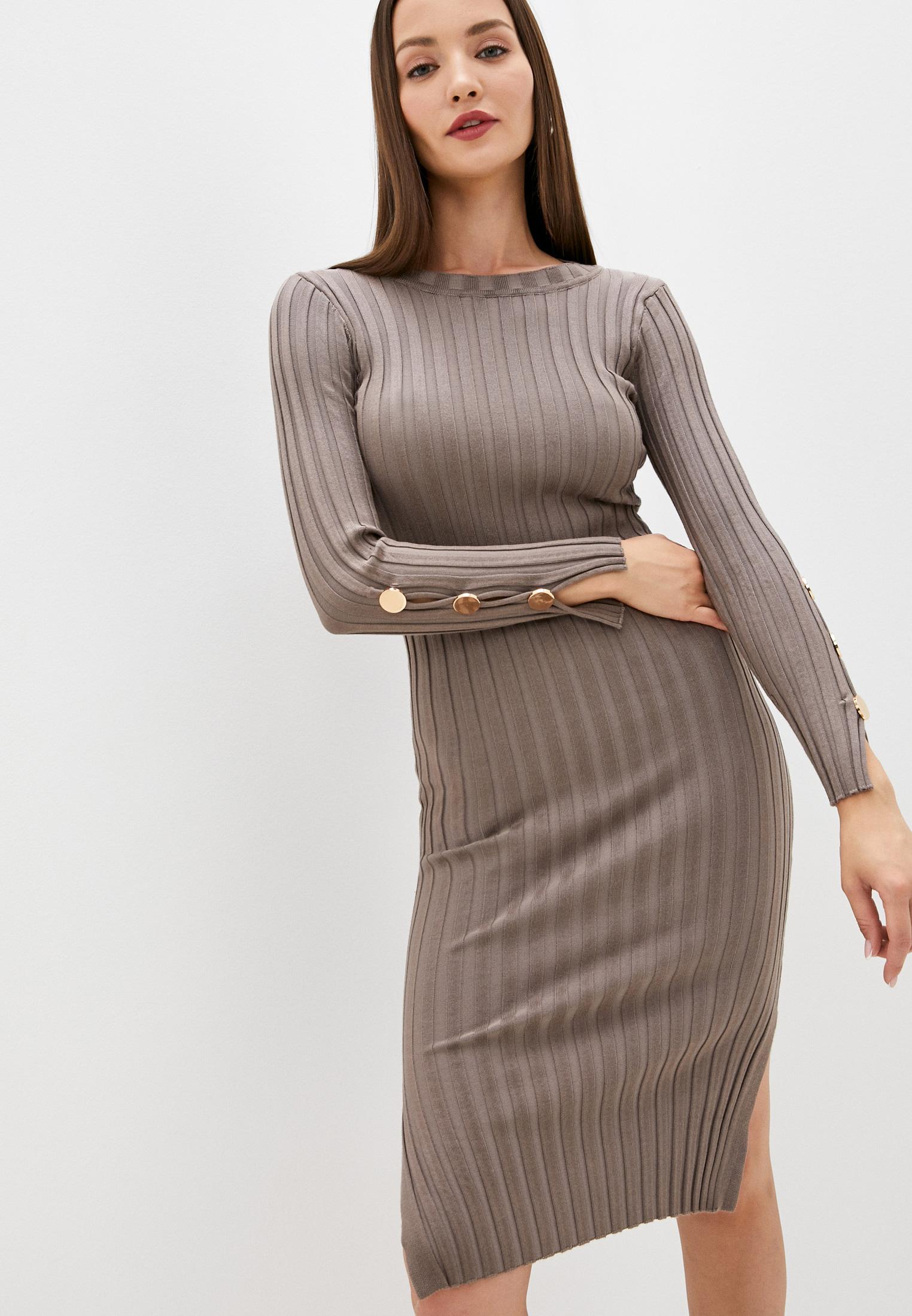 Вязаное платье Aaquamarina 080221