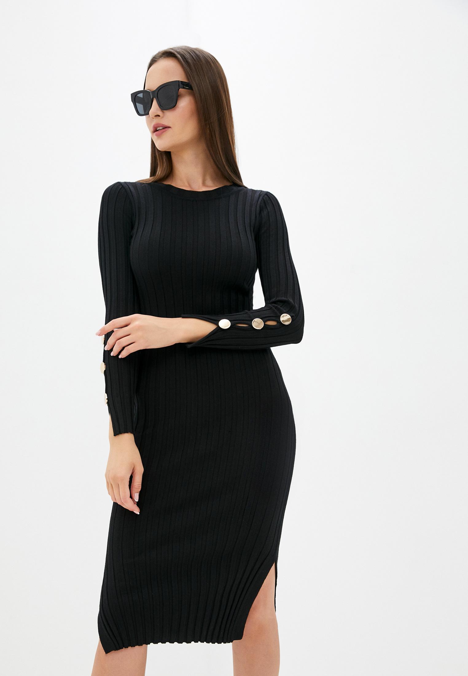 Вязаное платье Aaquamarina 080221: изображение 1