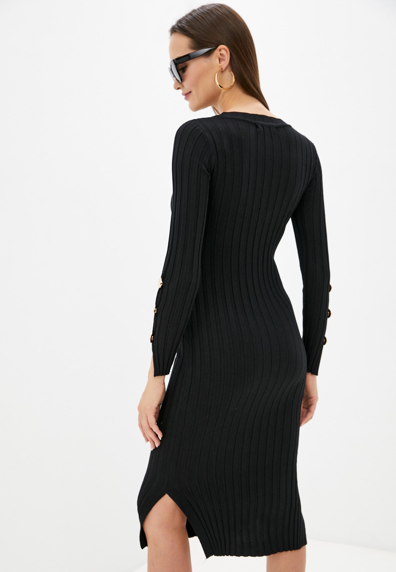 Вязаное платье Aaquamarina 080221: изображение 3