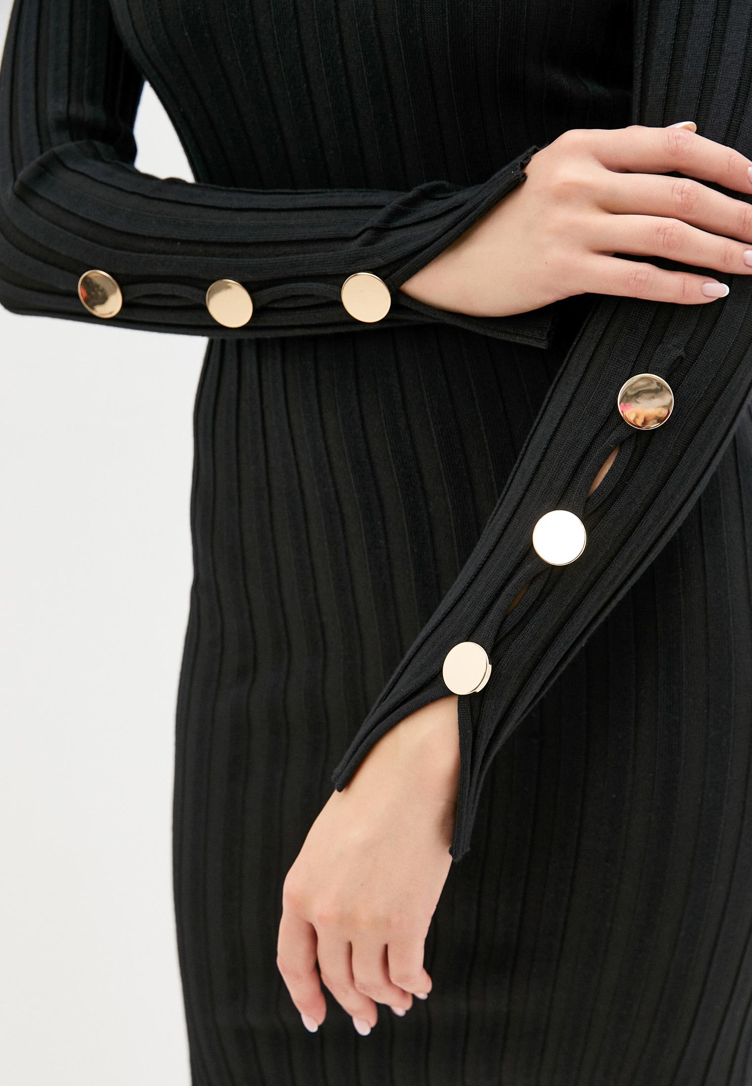 Вязаное платье Aaquamarina 080221: изображение 4