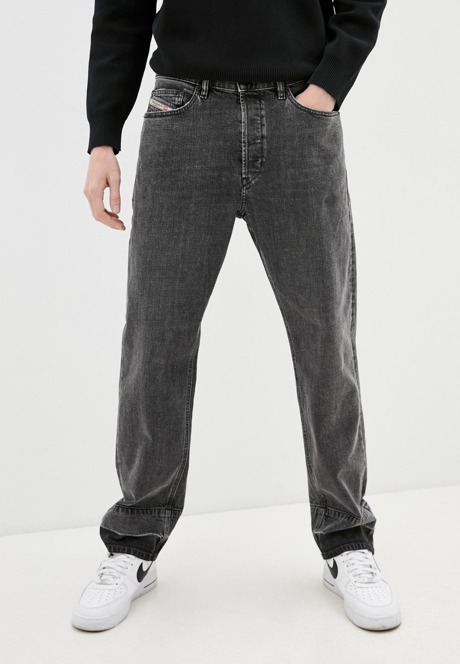 Мужские прямые джинсы Diesel (Дизель) 00S5WB09A23