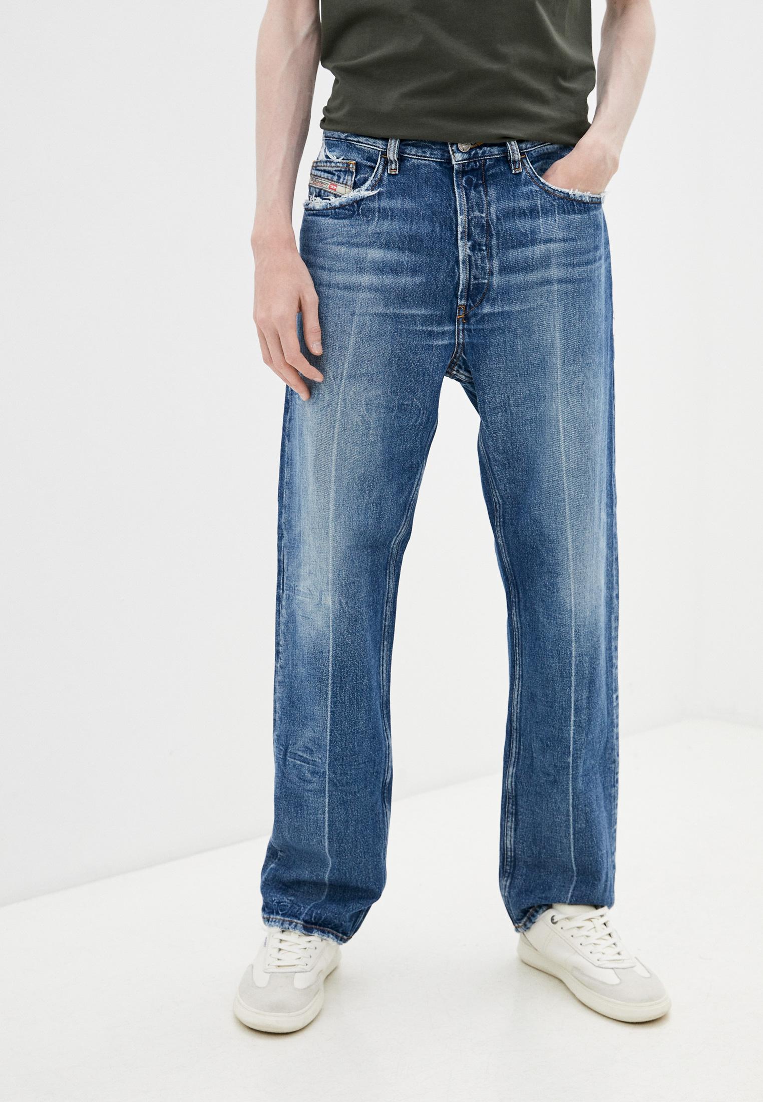 Мужские прямые джинсы Diesel (Дизель) 00S5WB09A25